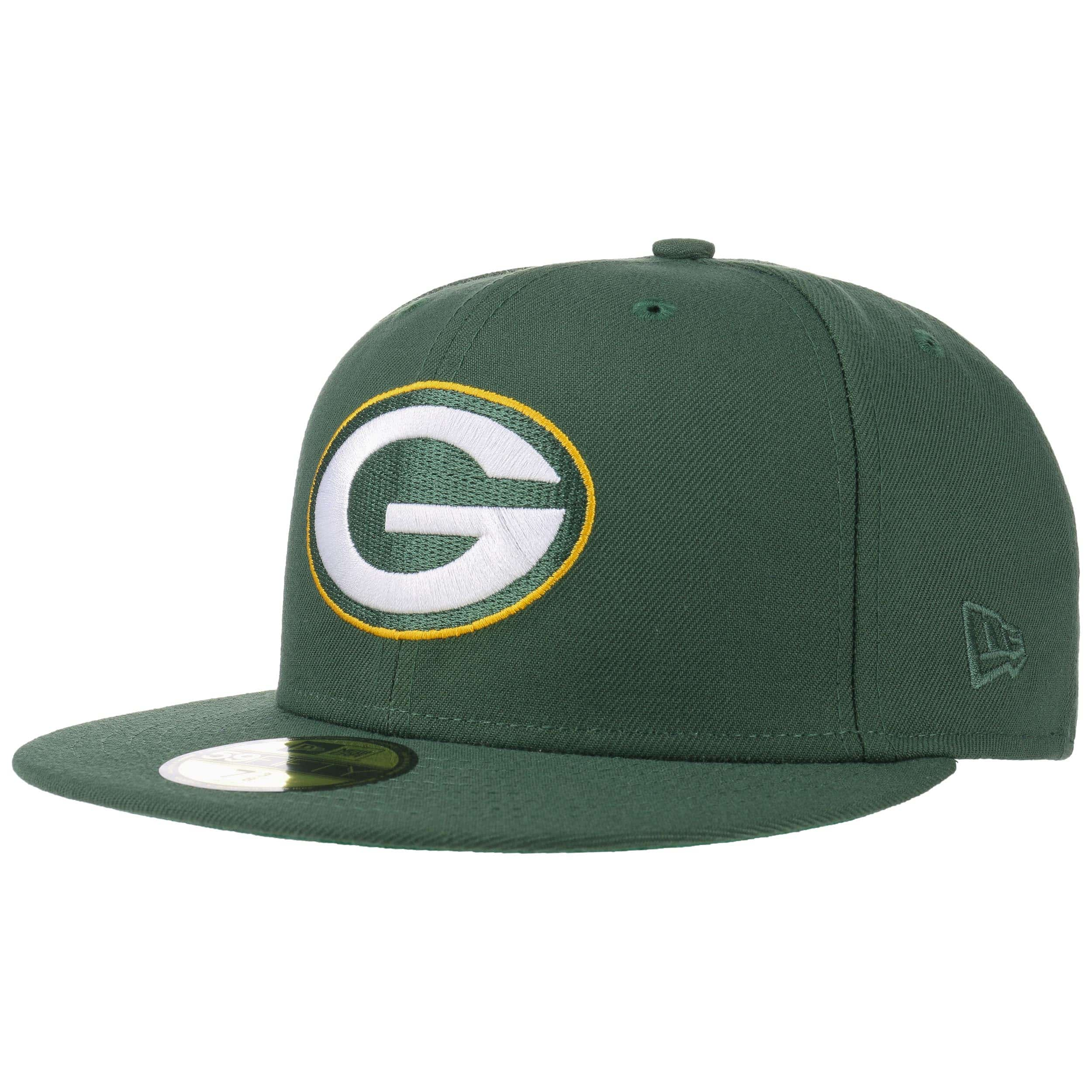 59Fifty NFL Classic Packers Cap by New Era 4b969096e54