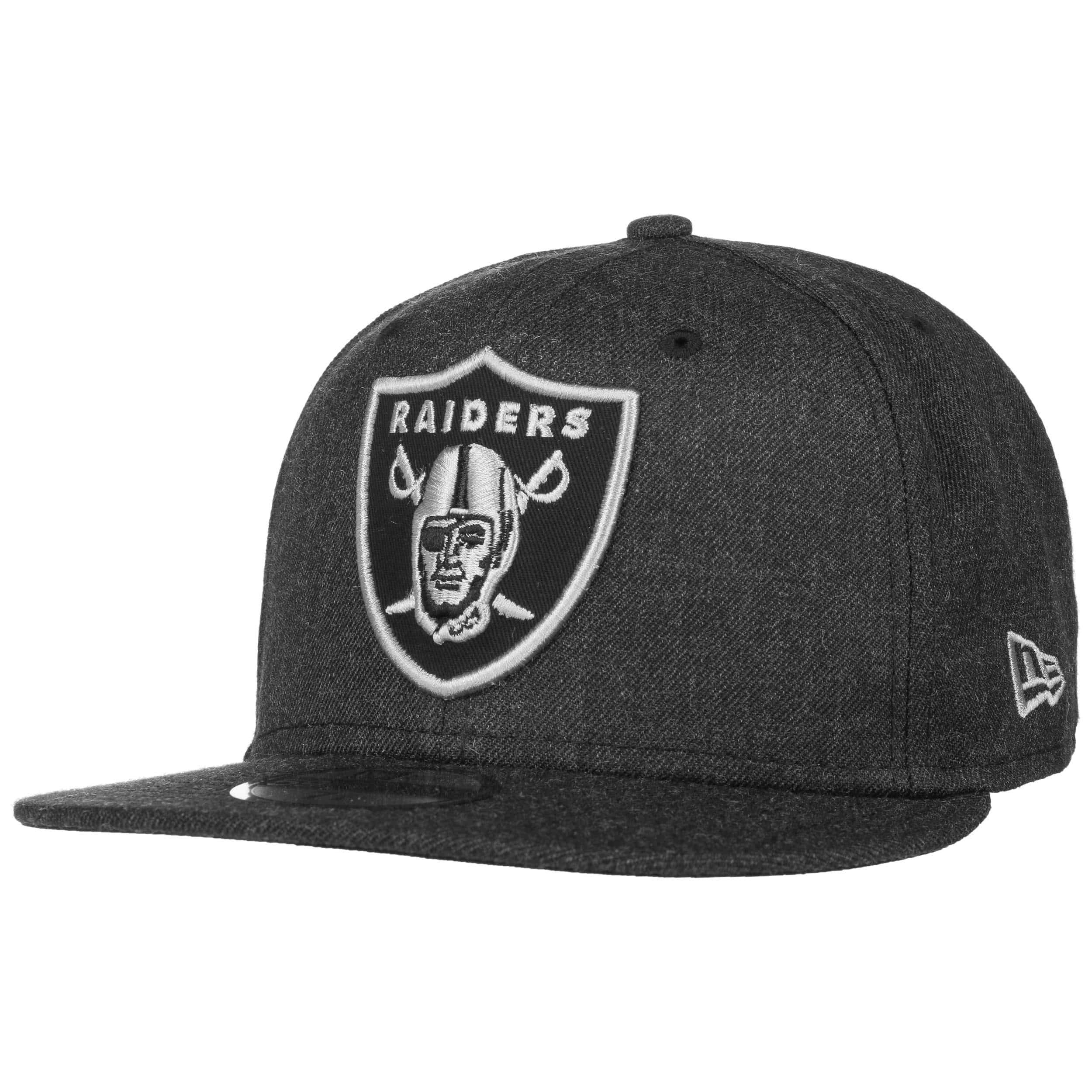 59Fifty NFL Heather Raiders Cap. by New Era f93c8a24e95