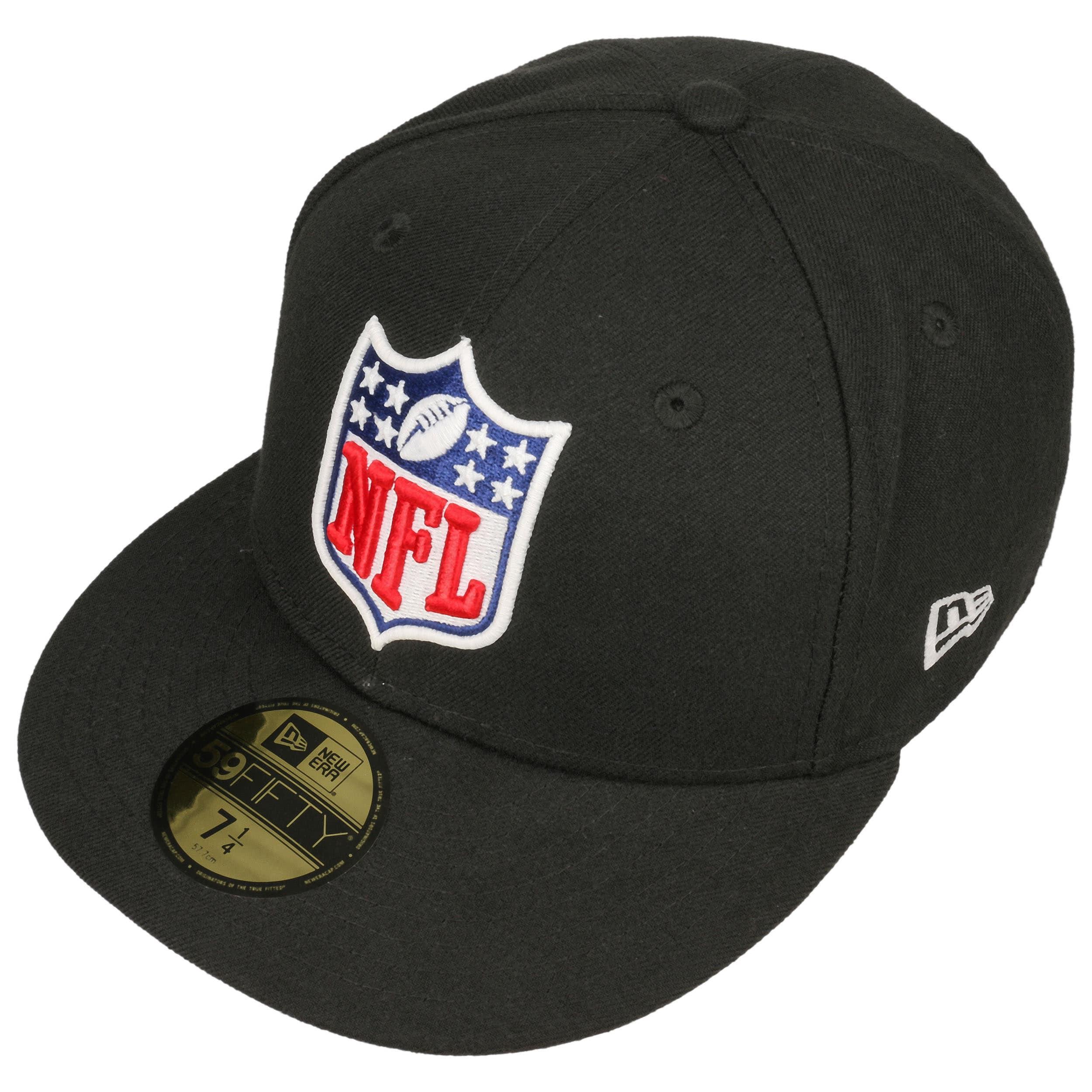 59Fifty NFL Shield Cap by New Era, EUR 25,95 gt; Hats, caps  beanies shop online  Hatshopping.com