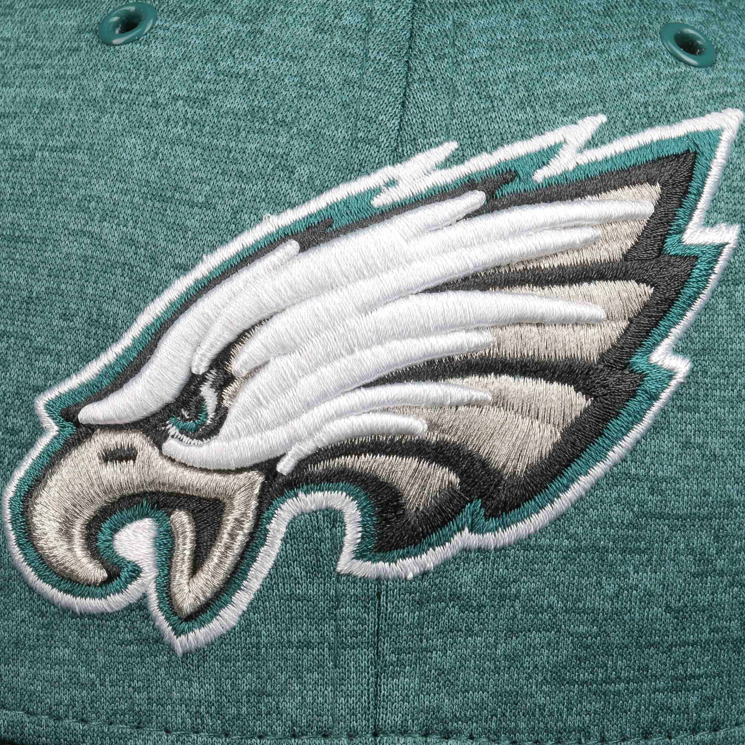f6b3ad573d8 ... 59Fifty On-Field 18 Eagles Cap by New Era - dark green 5 ...