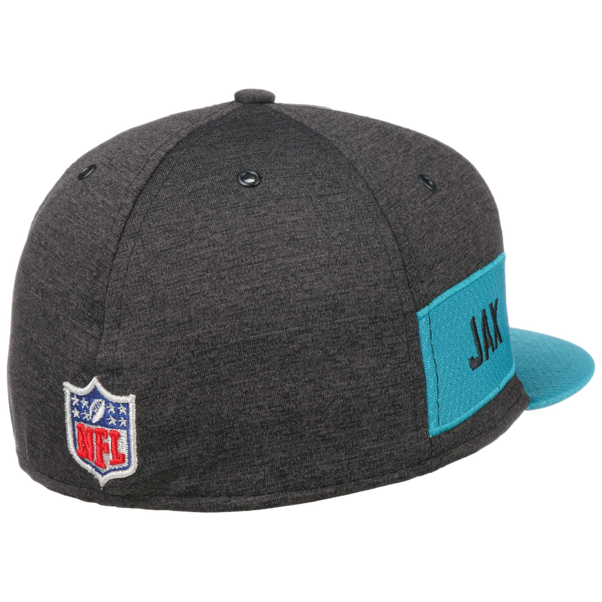 0d8a0cce0e7 ... 59Fifty On-Field 18 Jaguars Cap by New Era - black 3 ...