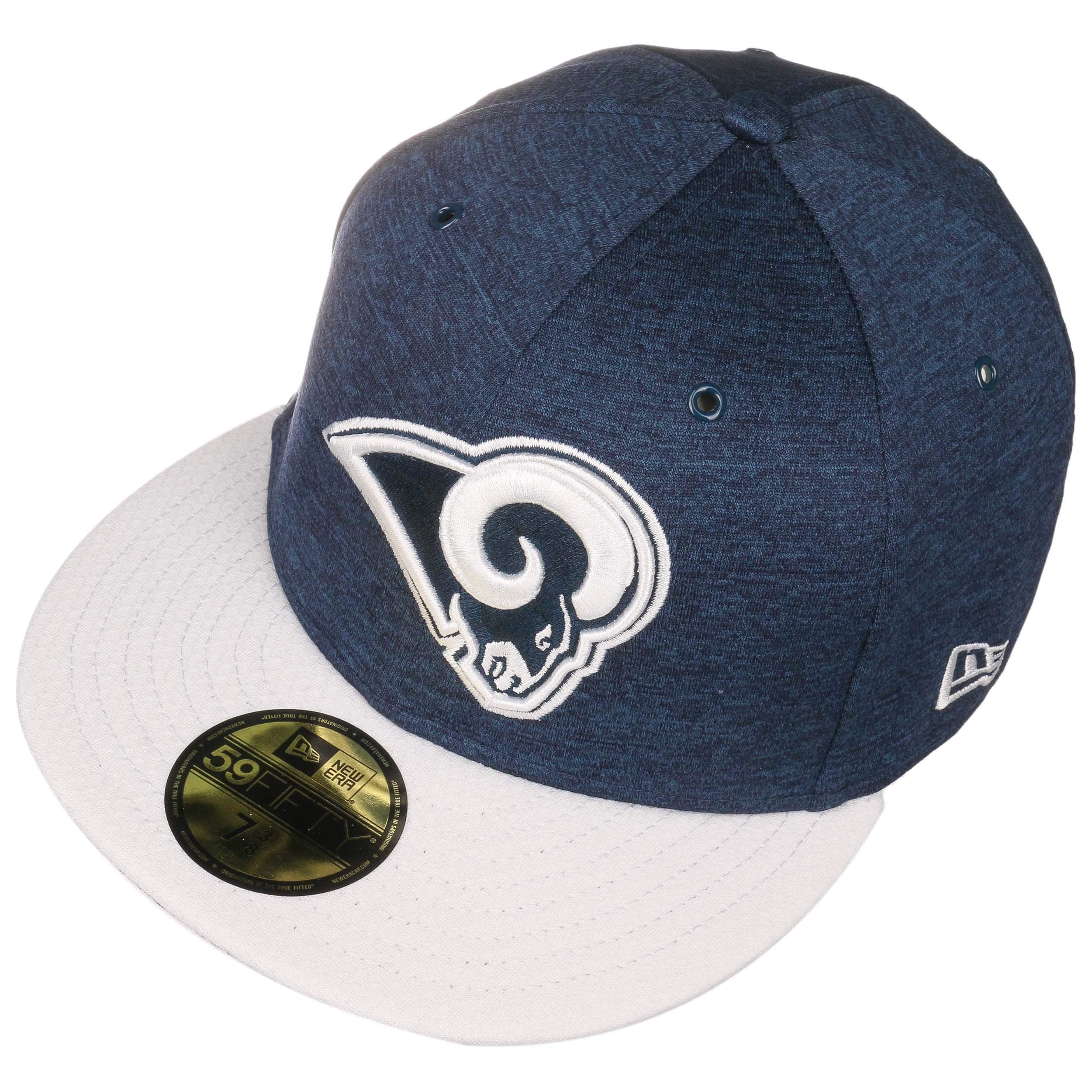 59Fifty On-Field 18 LA Rams Cap by New