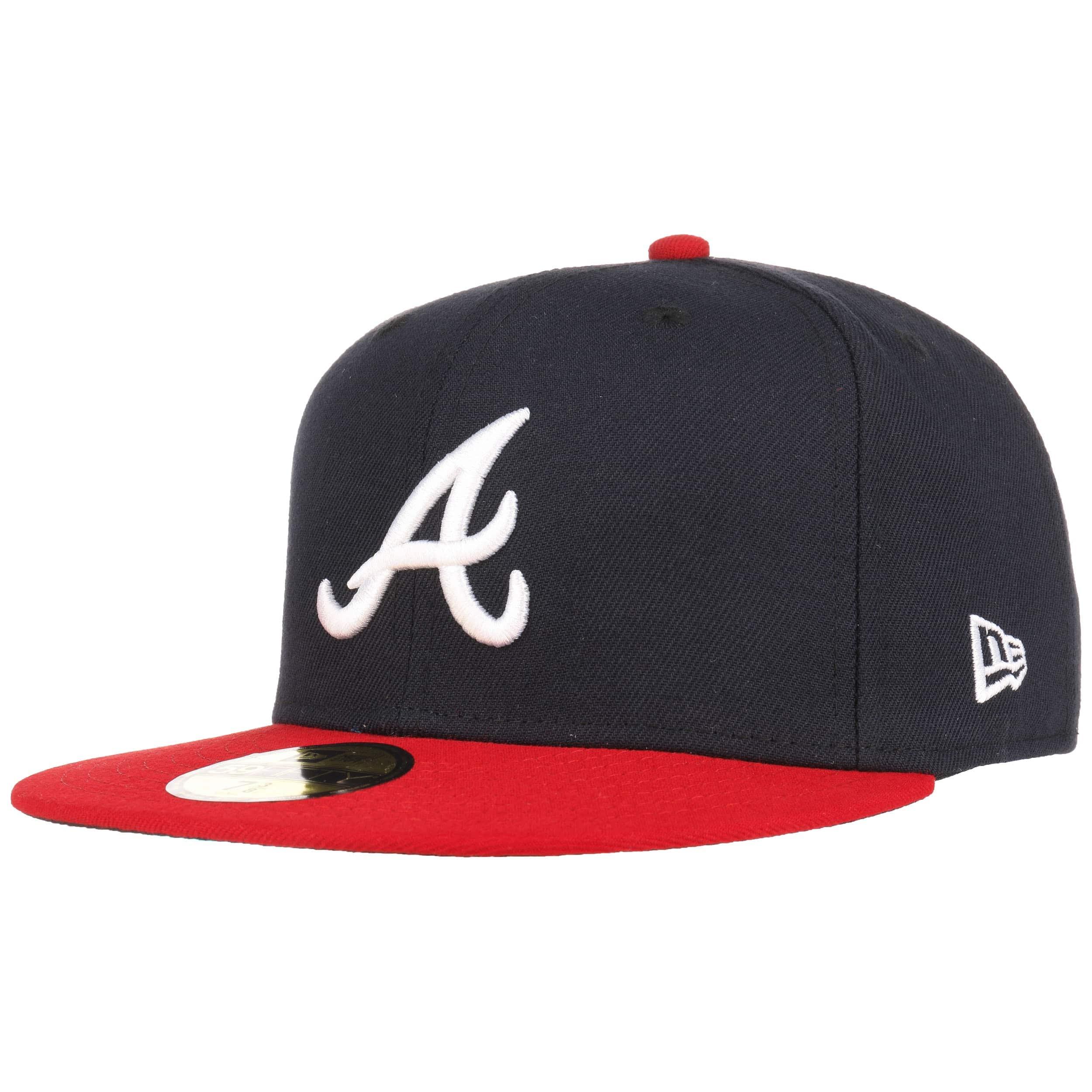 59Fifty TSF Atlanta Braves Cap. by New Era 24c55208afb