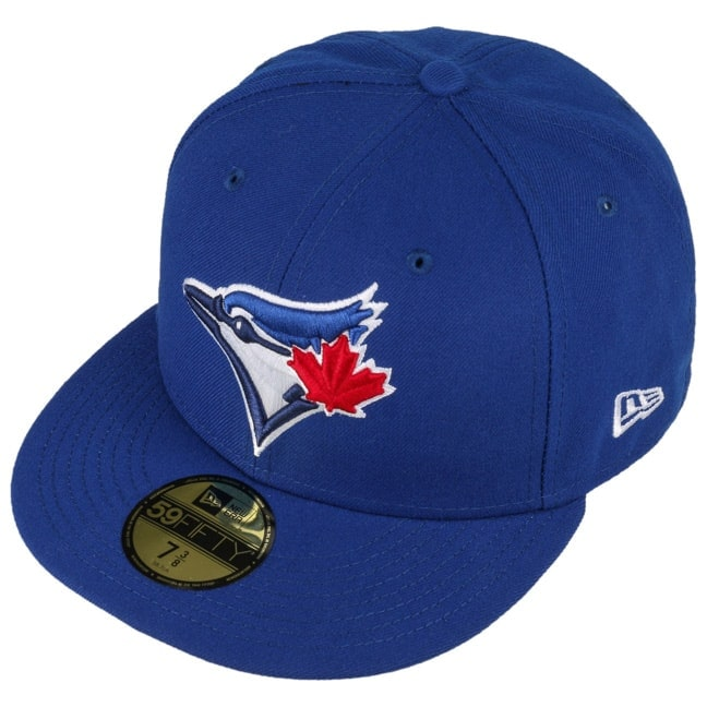 61fccf193f0 59Fifty TSF Blue Jays Cap by New Era - blau 1 ...