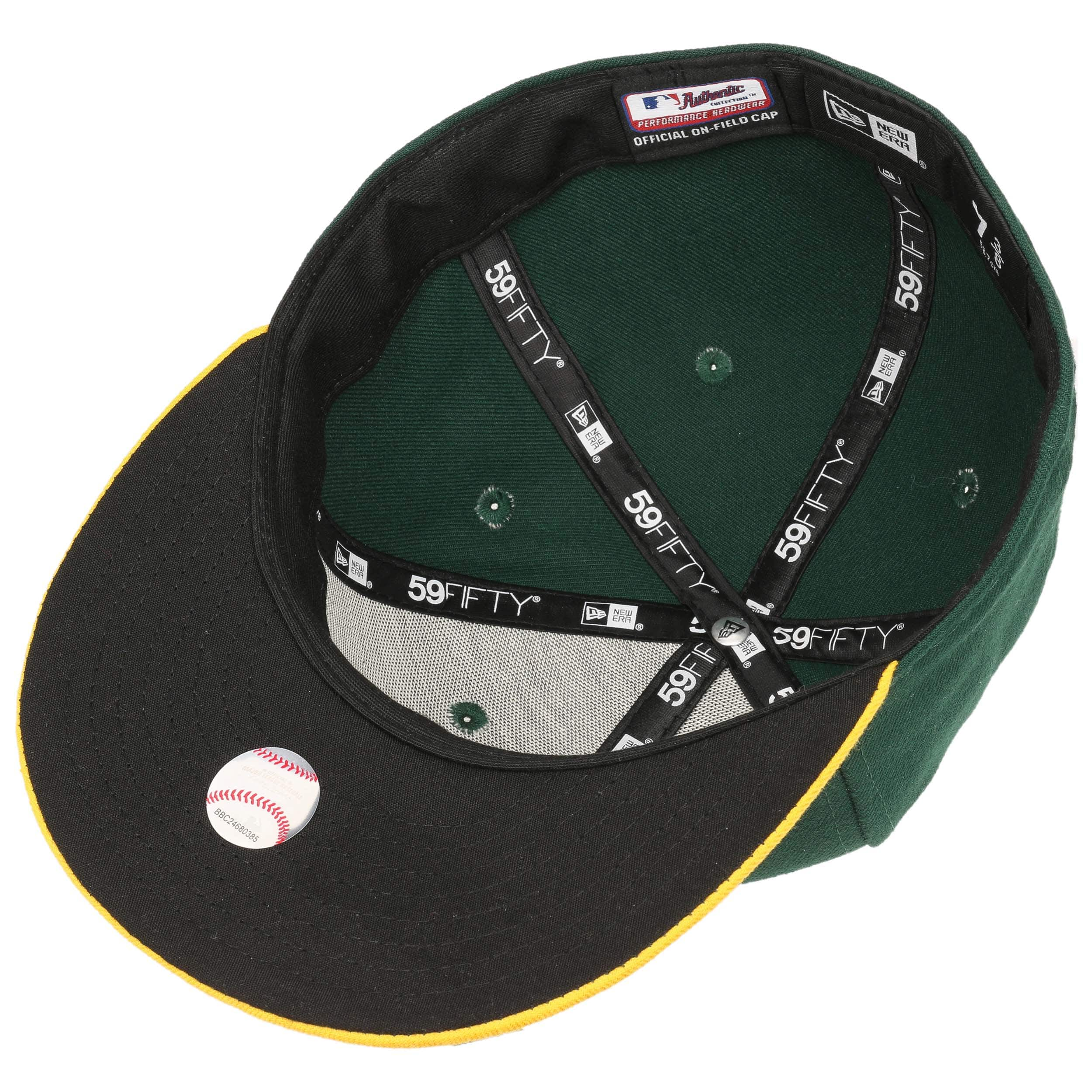 668d9182a32 ... 59Fifty TSF Oakland A´s Cap by New Era - grün 2 ...