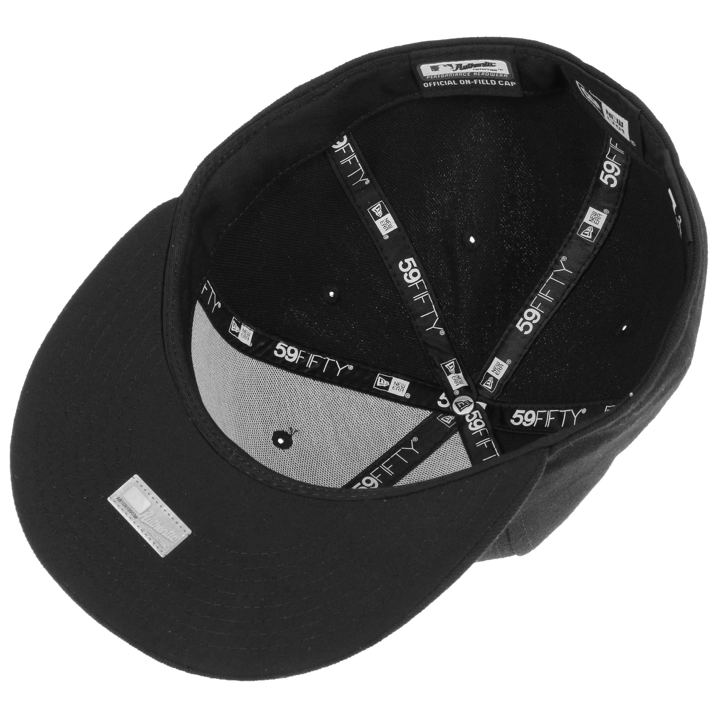 ... 59Fifty TSF White Sox Cap by New Era - black 2 ... 59322bc501b