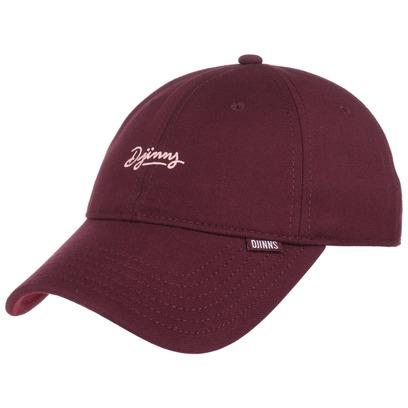 Djinns FineTex 6P CV Strapback Cap Basecap Baseballcap Curved Brim Kappe - Bild 1