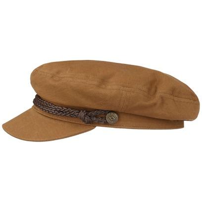 Brixton Fiddler Olive Elbseglermütze Cordmütze Fisherman´s Cap Kappe Schildmütze Schirmmütze - Bild 1