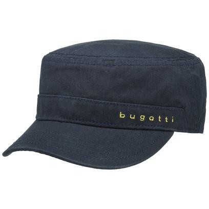 bugatti Organic Cotton Army Cap Baumwollcap Armycap Military Sommercap Sonnencap