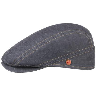 Mayser Delian UV-Schutz Flatcap Baumwollcap Schirmmütze Schiebermütze Sommercap Leinencap - Bild 1