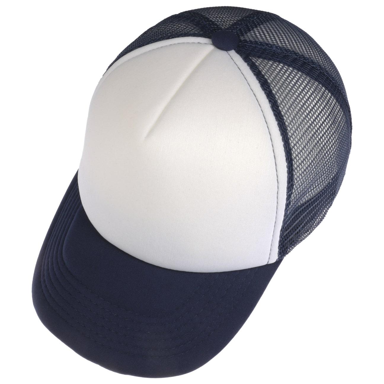 c262f257100 ... 70s Rapper Mesh Cap - blue 2 ...