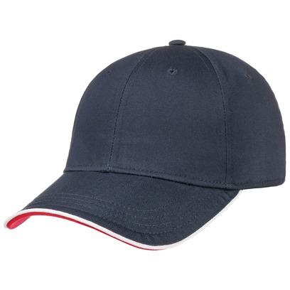 Zoom Piping Sandwich Basecap Cap Baseballcap Curved Brim Kappe Käppi