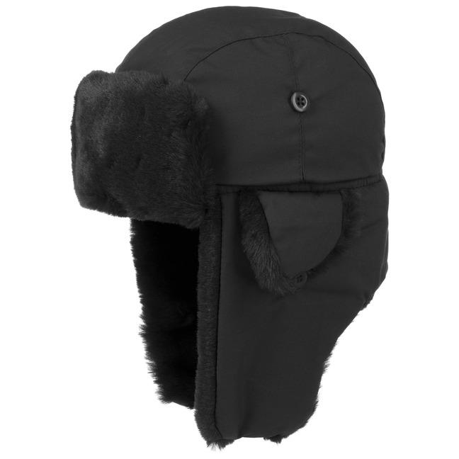 Hutshopping Classic Fliegermütze - broschei