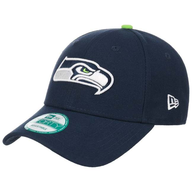 9forty seahawks basecap by new era baseballcaps new era. Black Bedroom Furniture Sets. Home Design Ideas