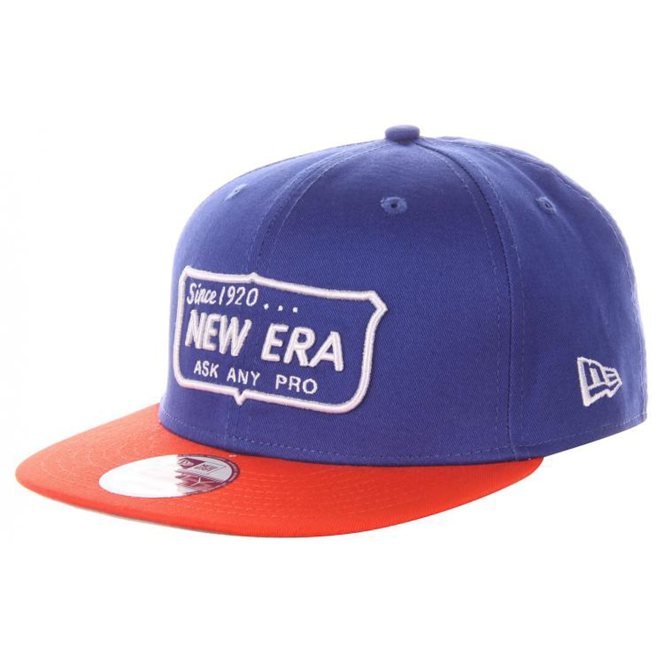 9Fifty Ask any Pro Cap by New Era - blue 1 ... 25d12cd5720