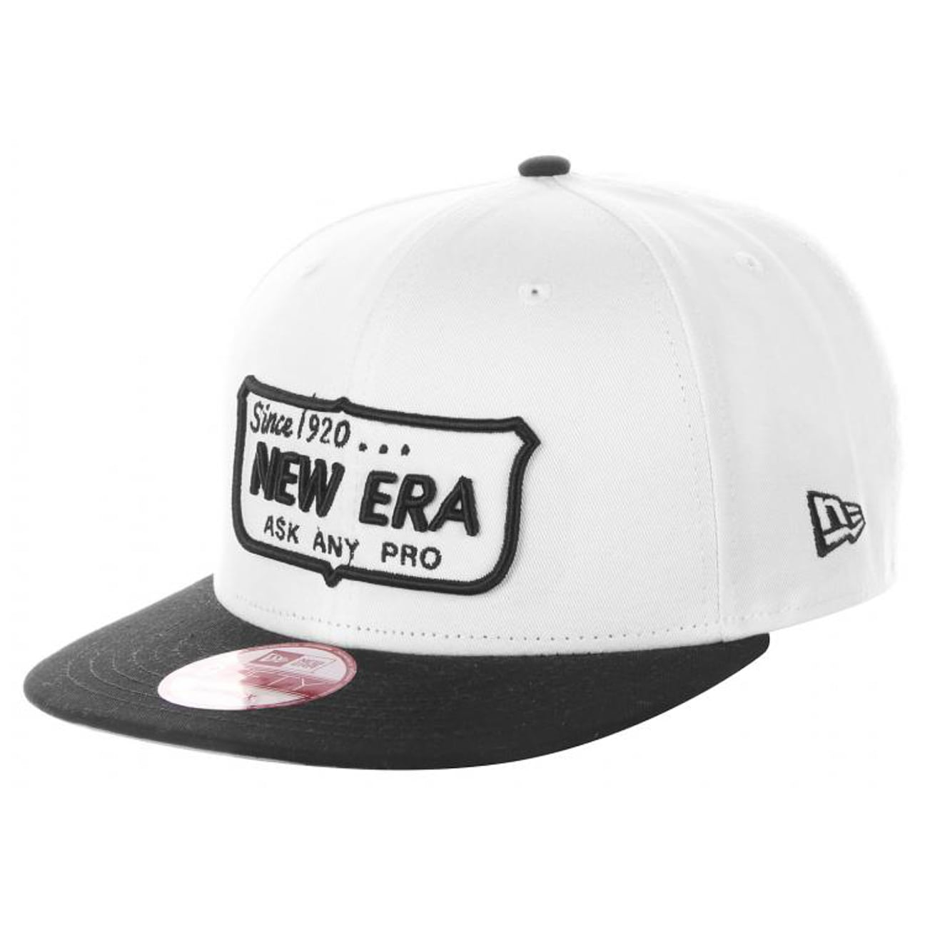 ... 9Fifty Ask any Pro Cap by New Era - white 1 7770d6456f31