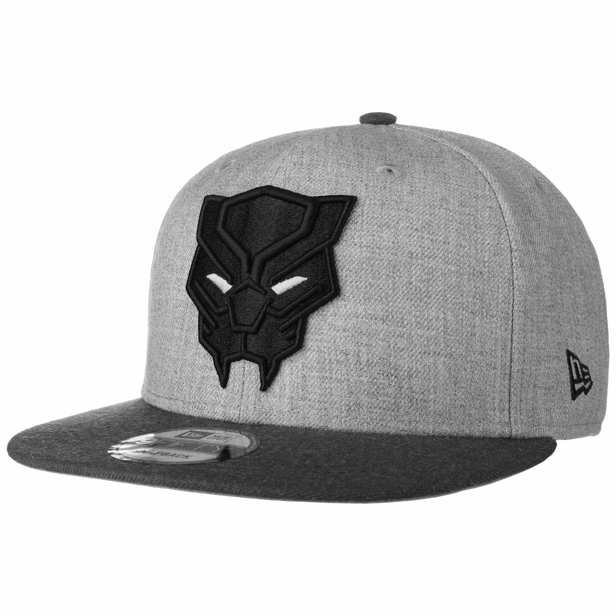 b63b0c891 9Fifty Black Panther Graphite Cap by New Era