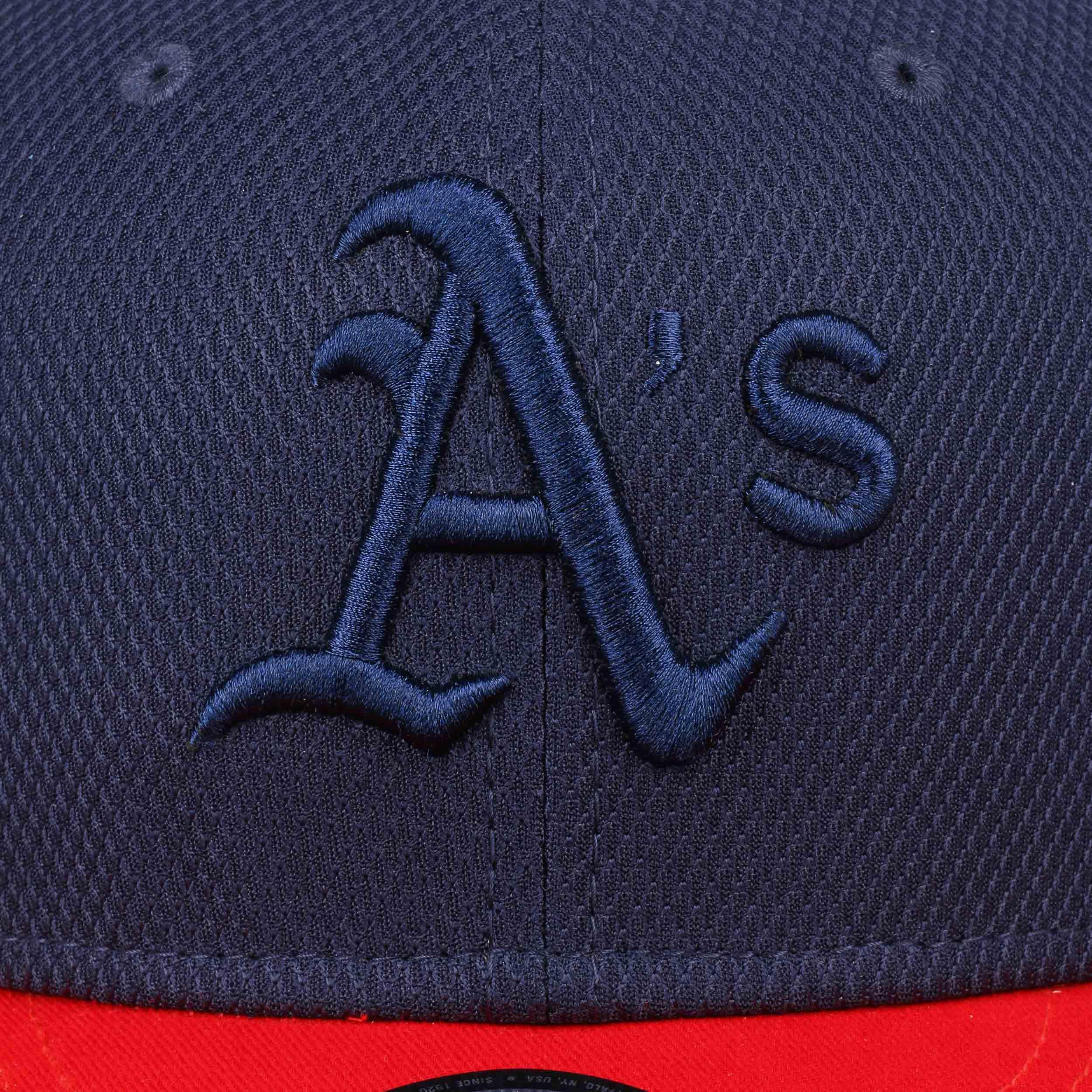5536b91e 9Fifty Diamond Ess Athletics Cap by New Era, EUR 24,95 --> Hats ...