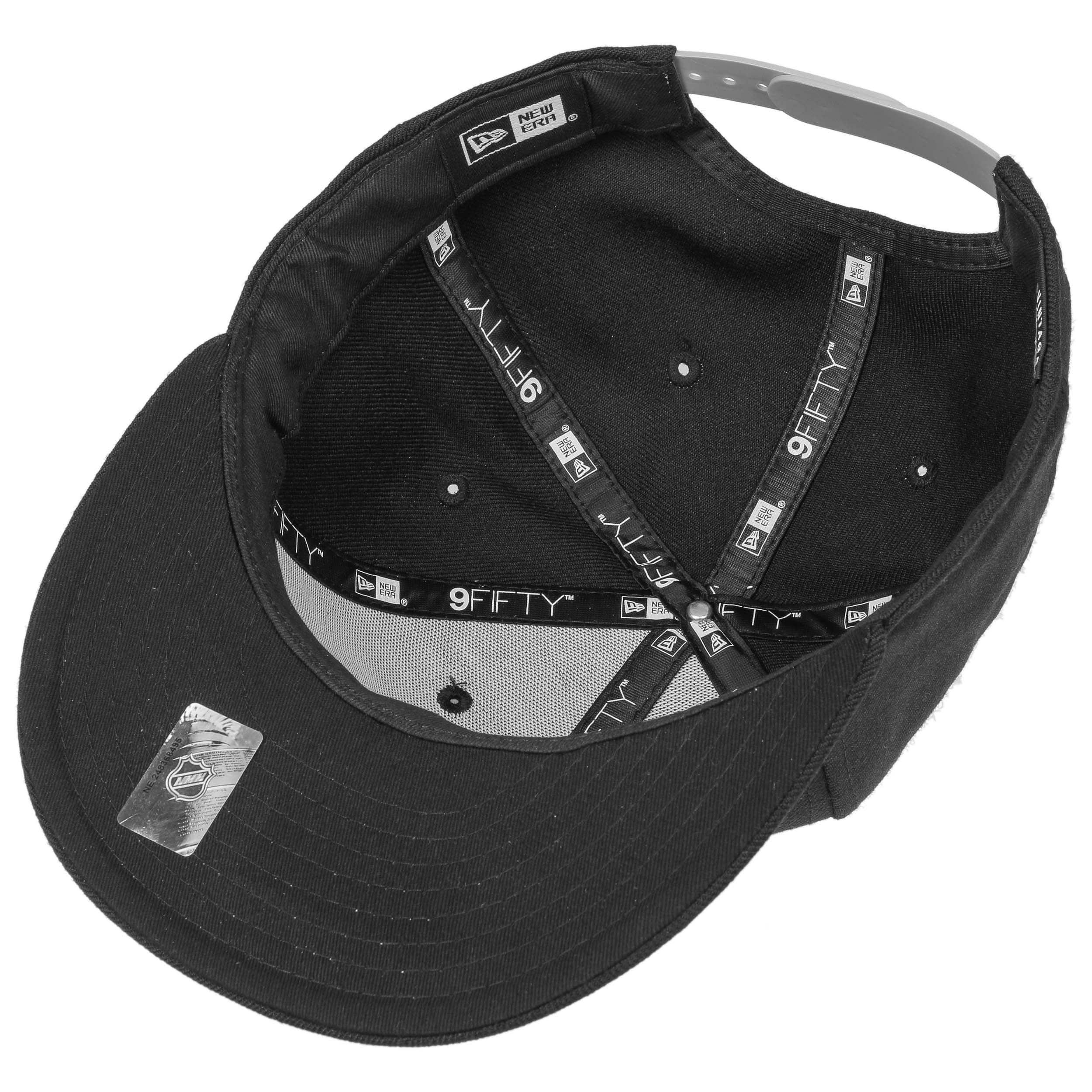 new styles 077fc 9d7b4 ... sweden 9fifty la kings snapback cap by new era black 2 1046a e69e0