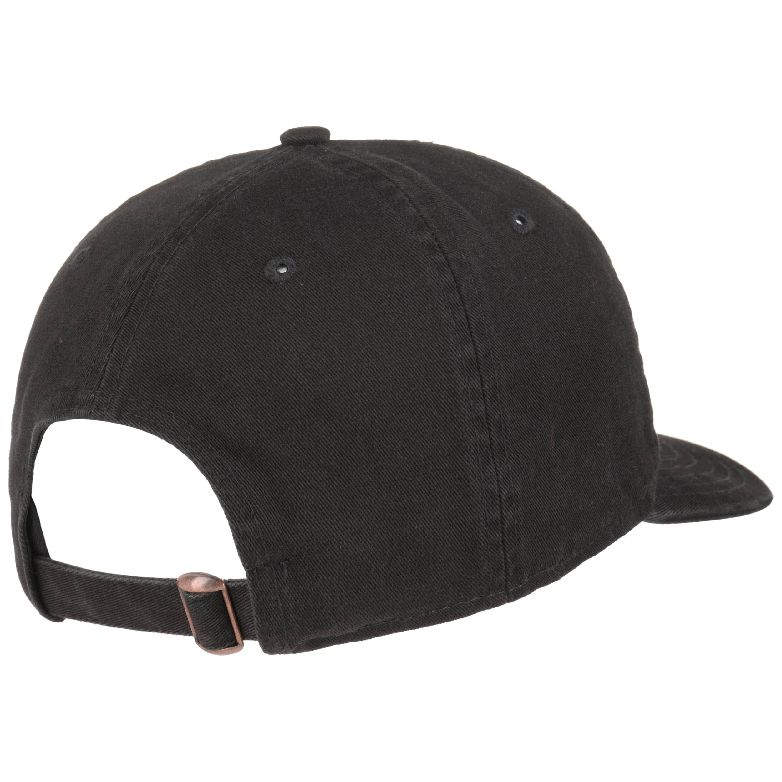 030c30a9e1f241 ... 9Fifty Low Crown NBA Logo Cap by New Era - black 3 ...