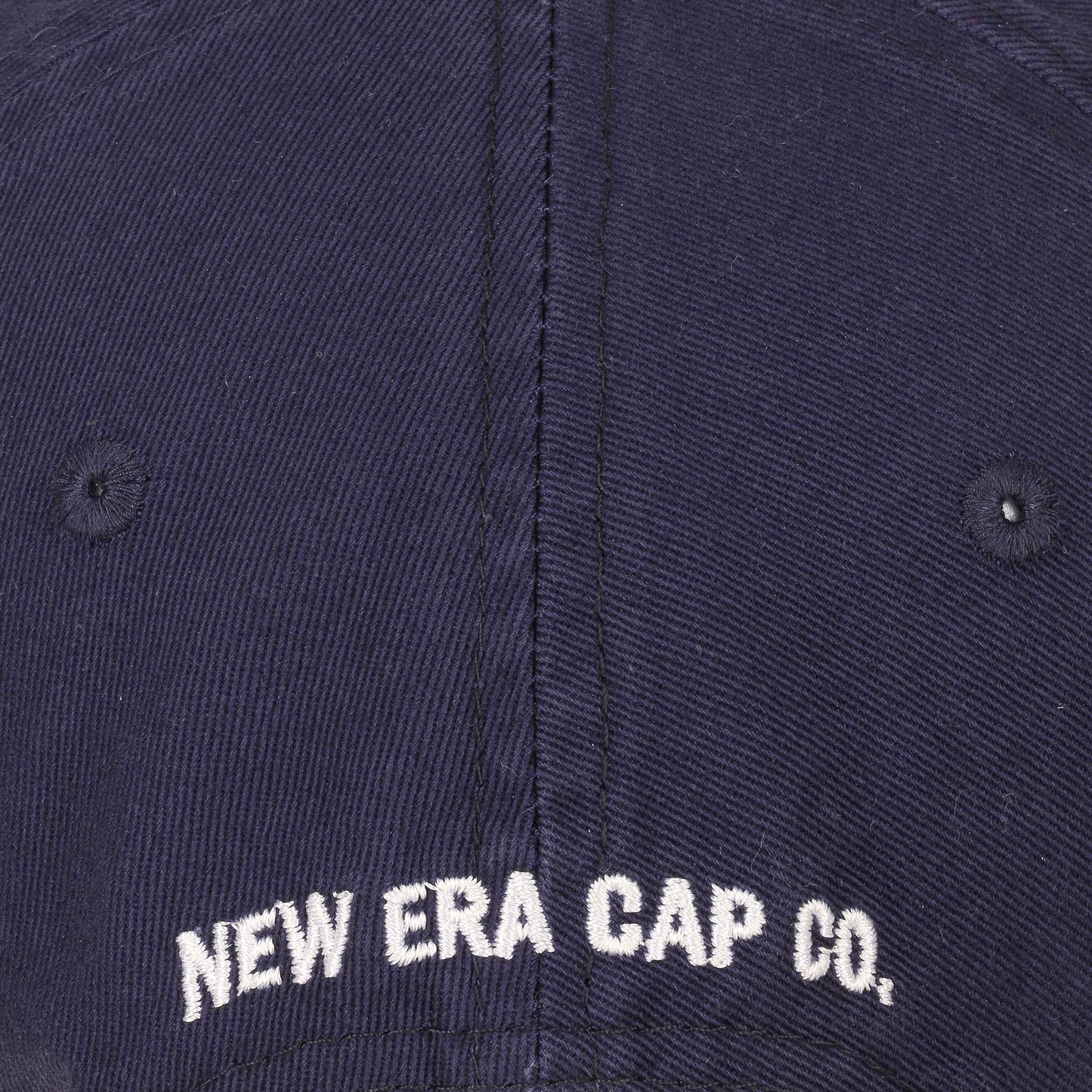 ... 9Fifty Low Crown Sunbleach Cap by New Era - dunkelblau 6 ... f528f96902e