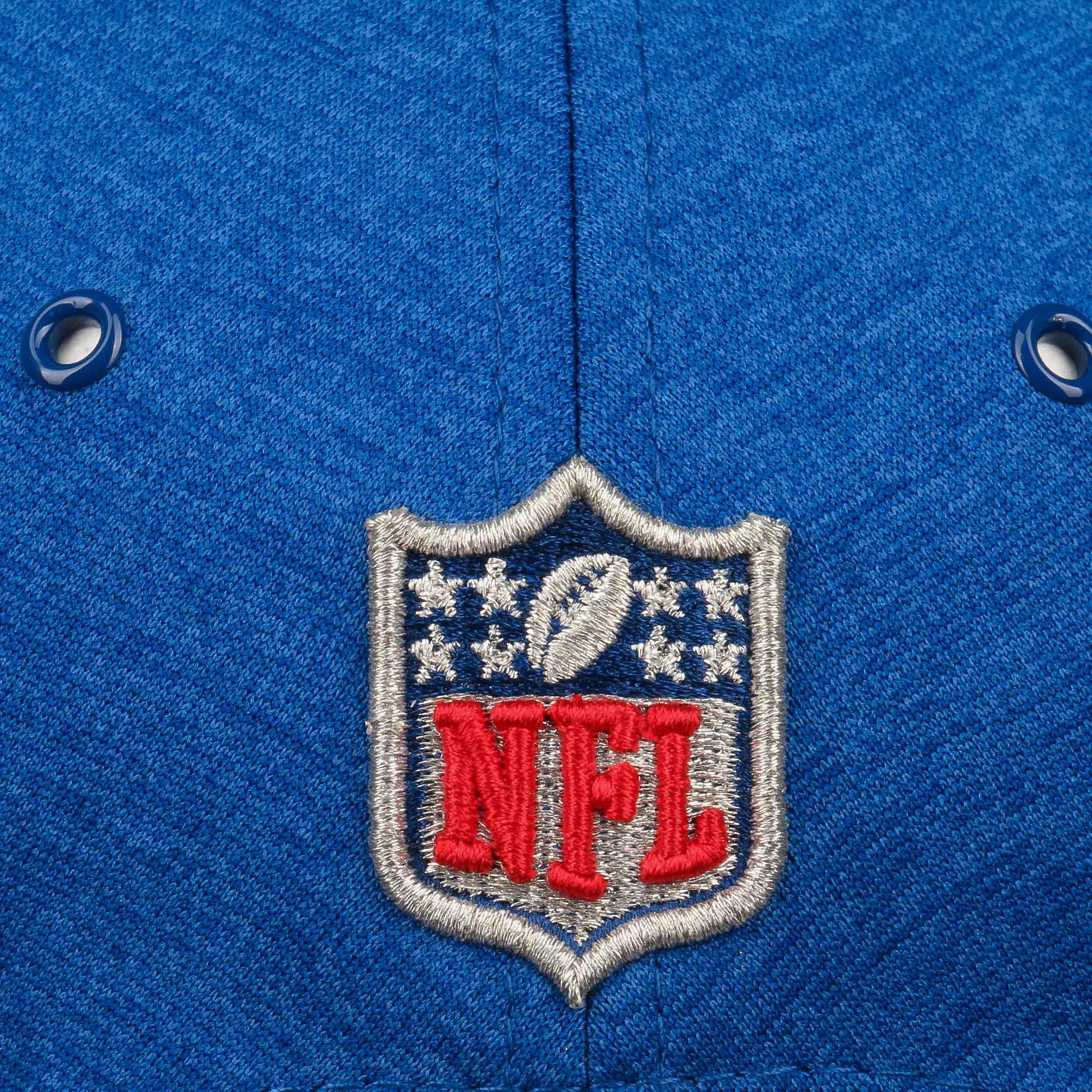 be6cc35de10 ... 9Fifty On-Field 18 Bills Cap by New Era - blue 5 ...