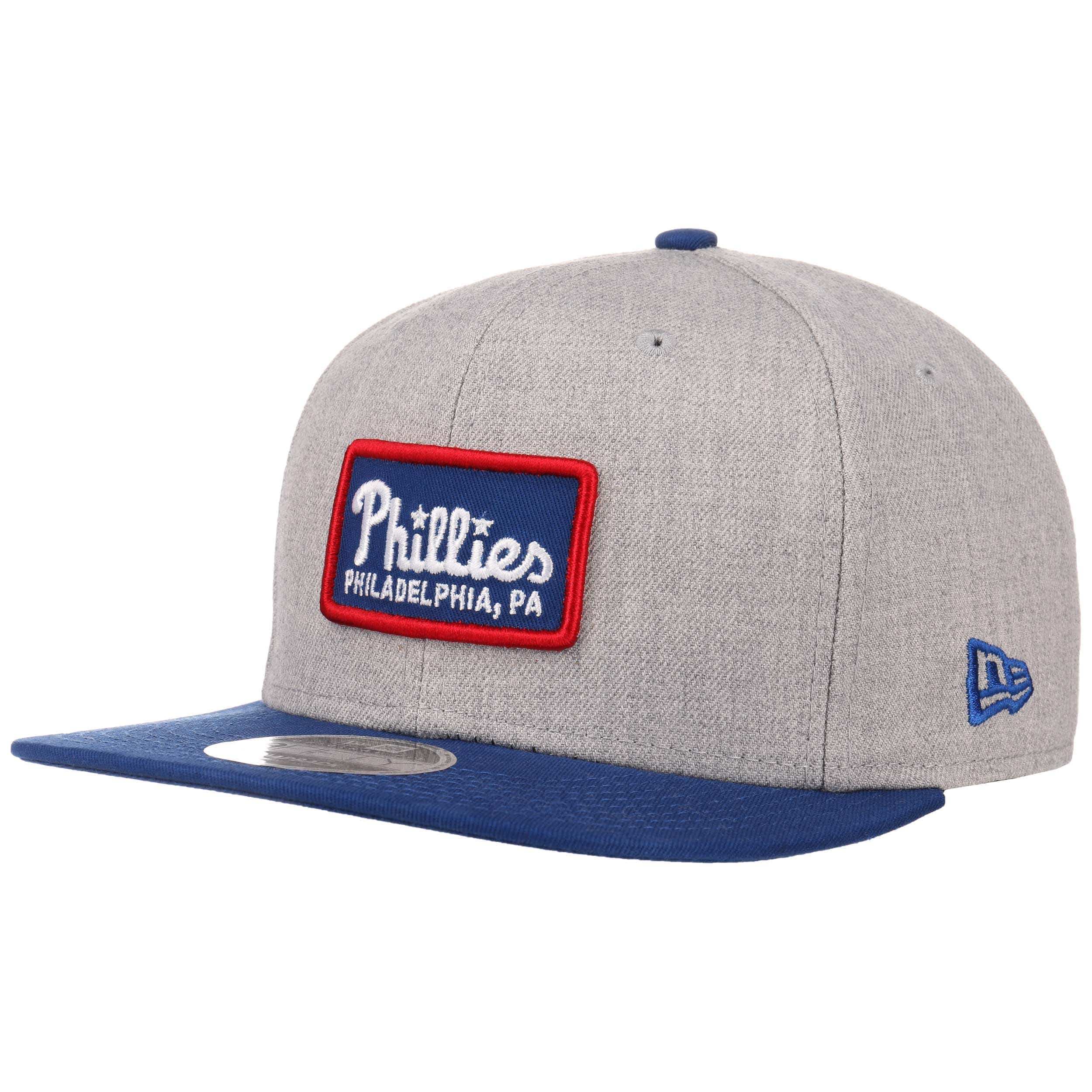 ... 9Fifty Patch Phillies Cap by New Era - grey 6 4a2d712b586