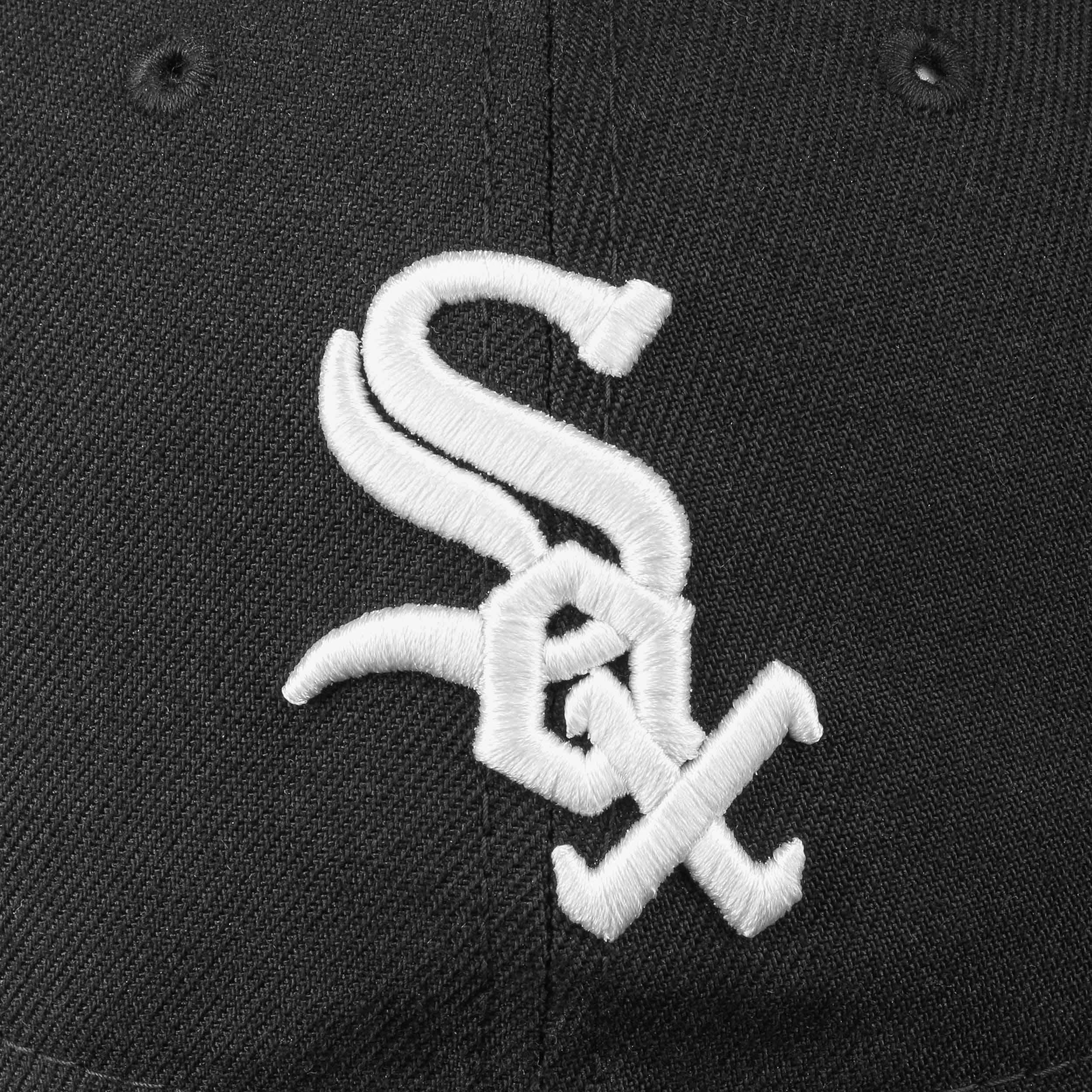 NEW ERA 9Fifty Retro Crown White Sox Cap Basecap Baseballcap MLB Flat Brim