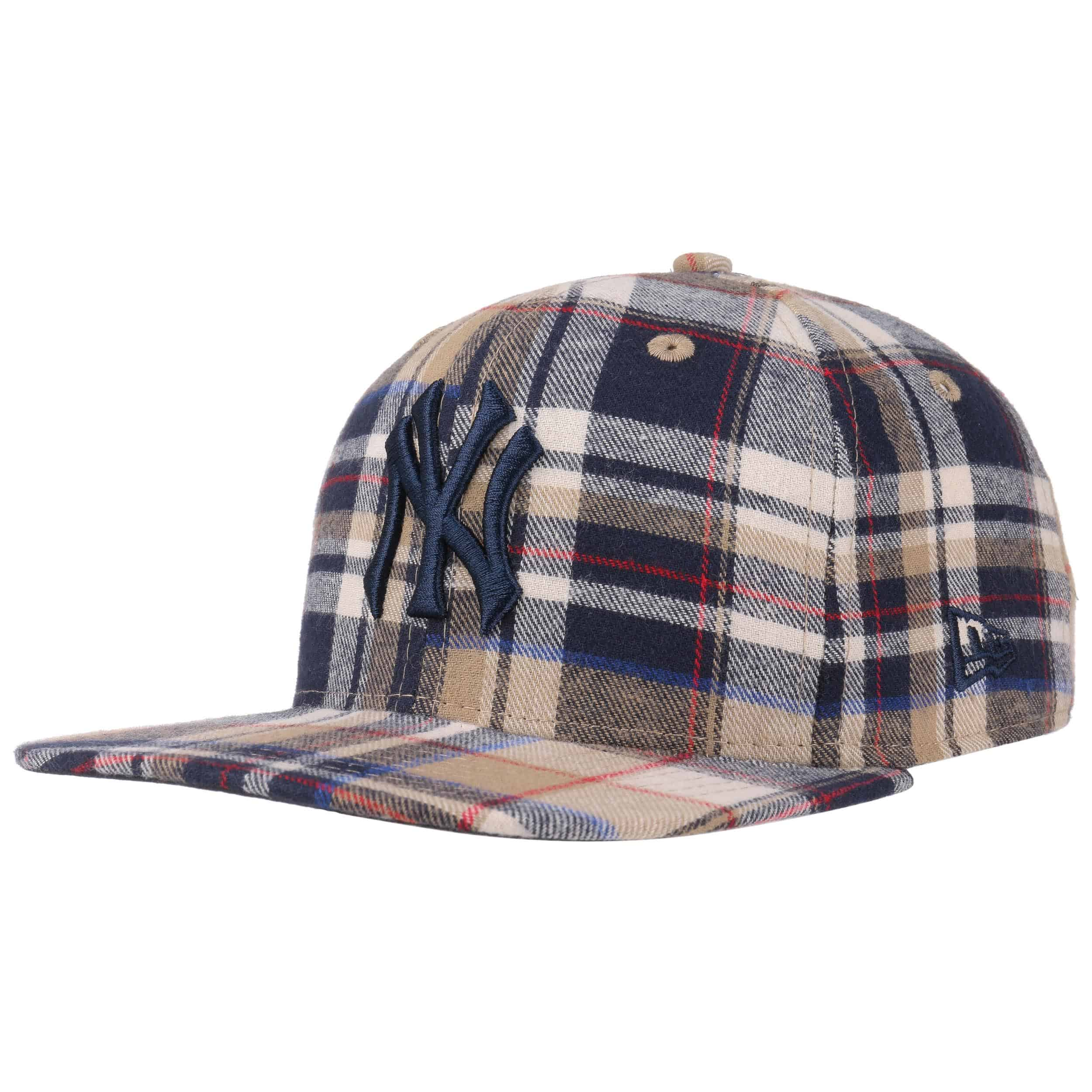 c4fe75282d3 9Fifty Spring Plaid Yankees Cap. by New Era