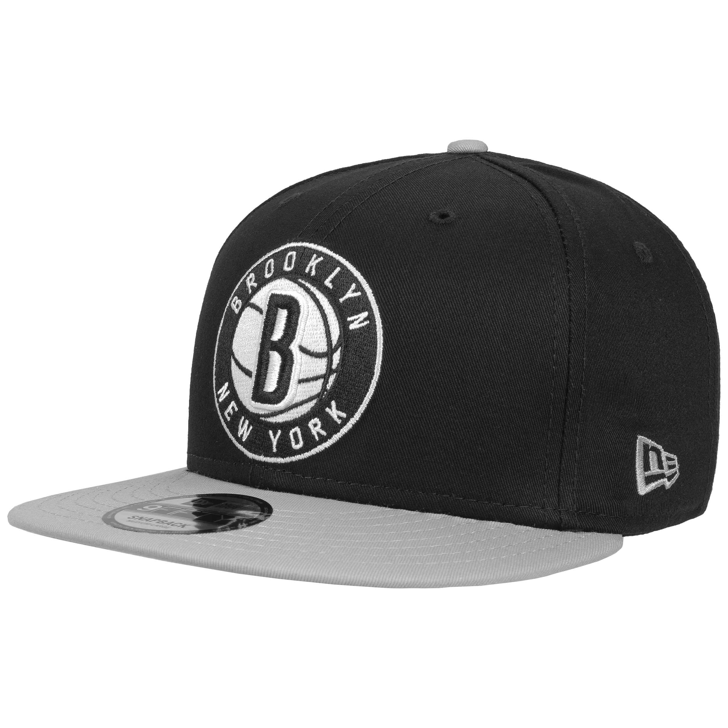 ad723b07db4 ... 9Fifty TC Brooklyn Nets Cap by New Era - black 7
