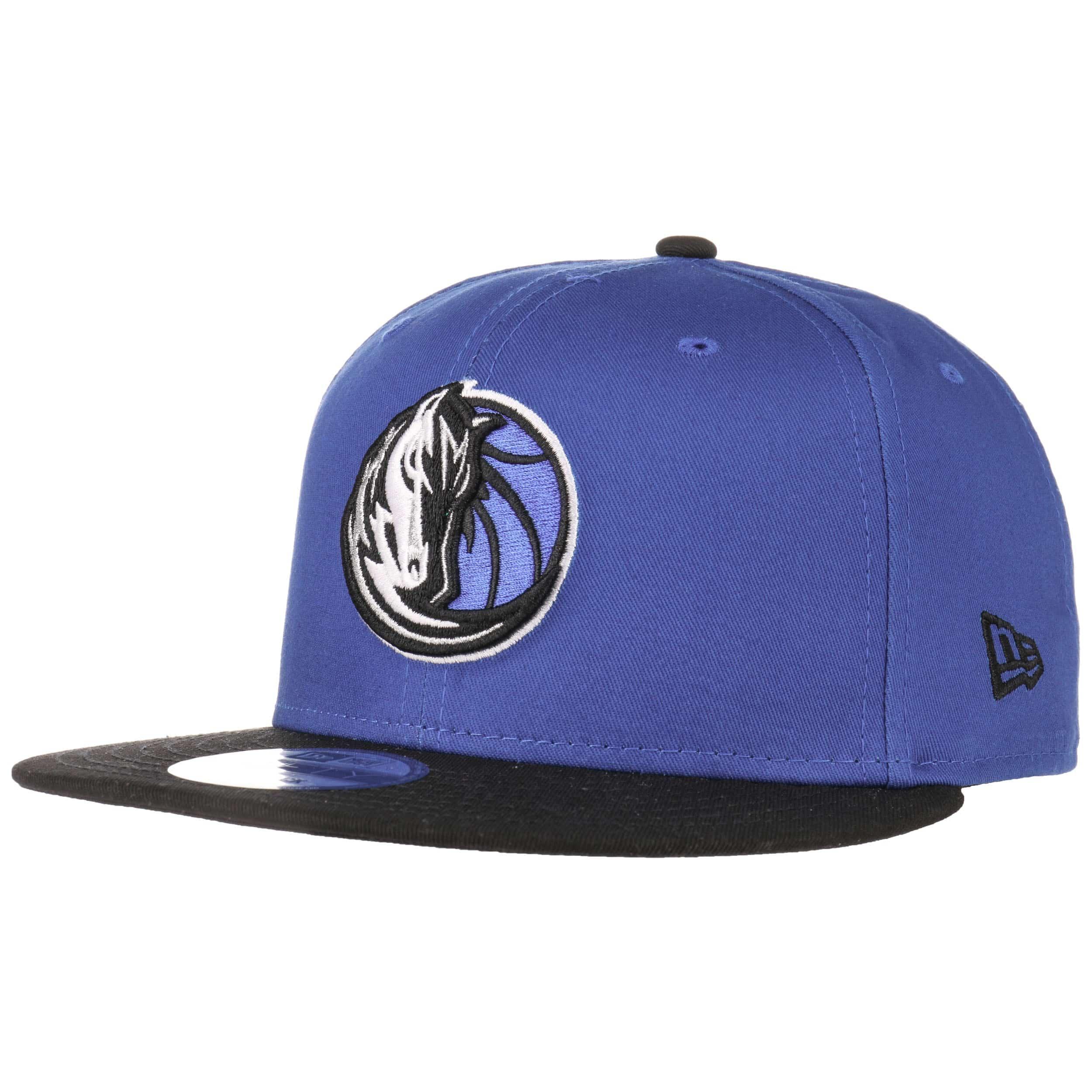 online store 6611c 0140f ... 9Fifty TC Dallas Mavericks Cap by New Era - blue 7