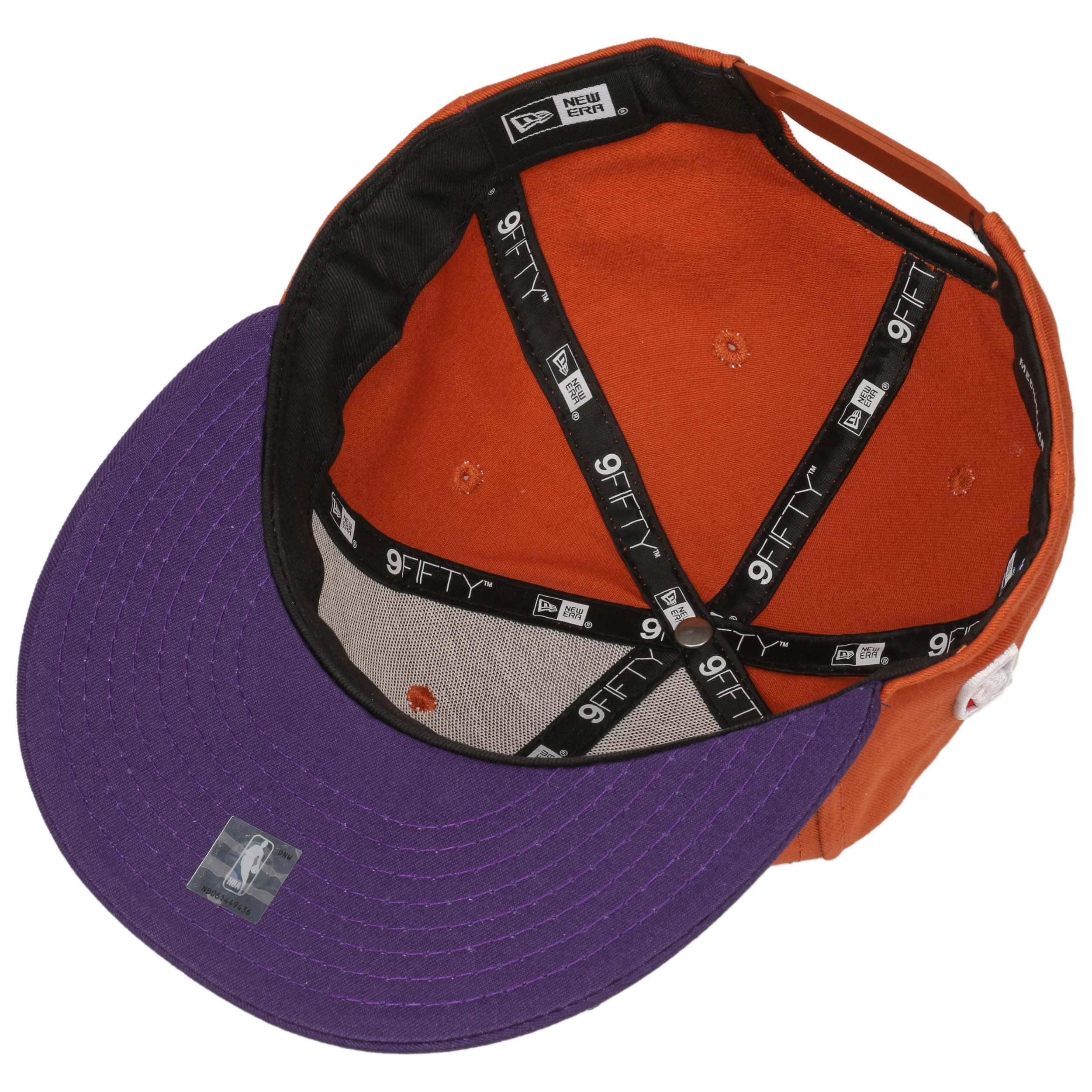 quality design b793b 8459e ... cheap 9fifty tc phoenix suns cap by new era orange 2 72a64 c0879