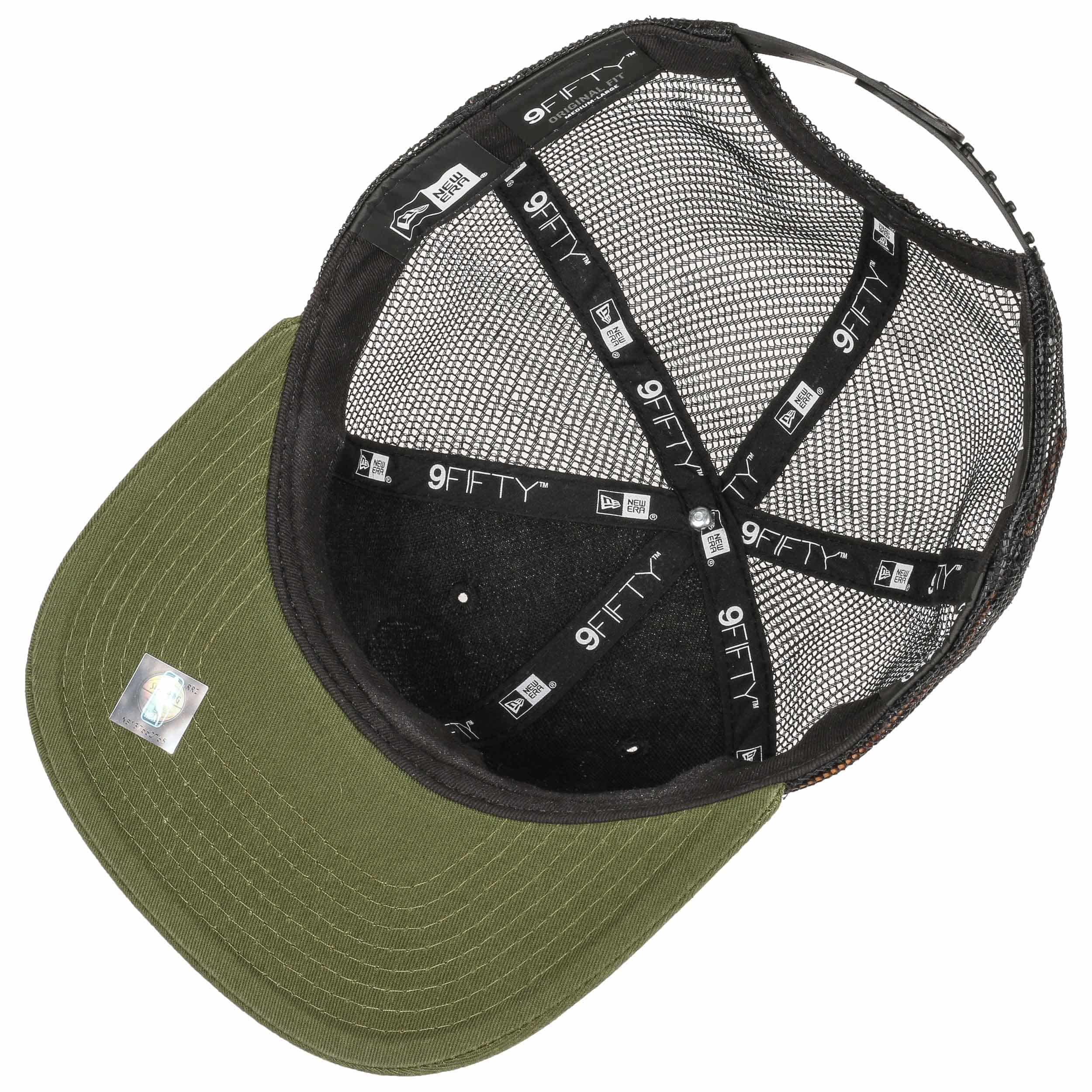 ... 9Fifty Wash Camo Bulls Cap by New Era - camouflage 2 ... b093d3812271