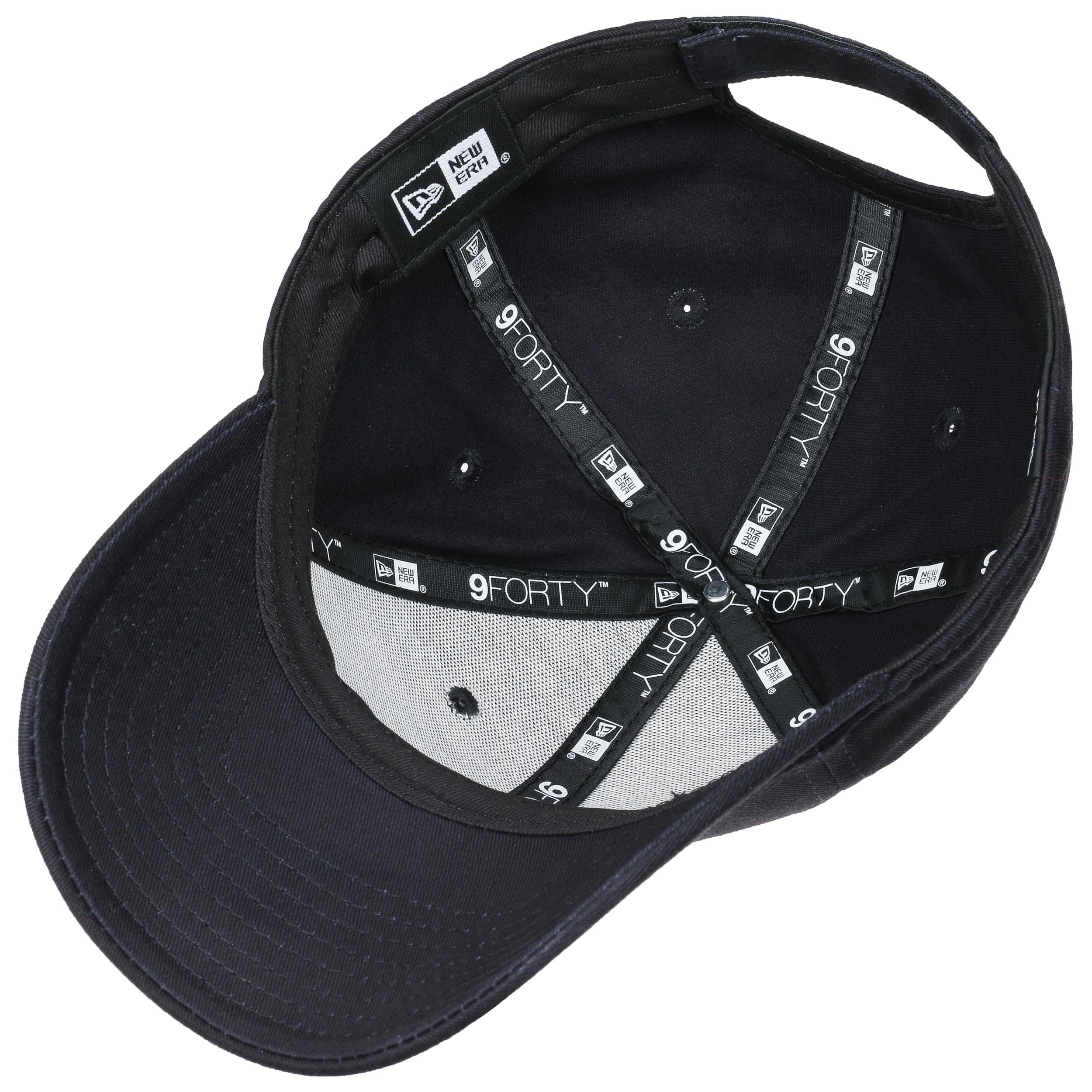 f0989c2e3f467 ... 9Forty Basic Strapback Cap by New Era - dark grey 2 ...