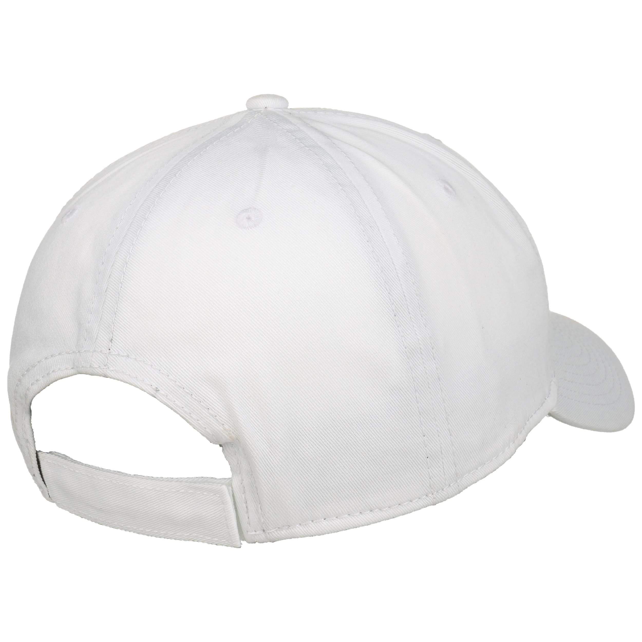 ... 9Forty Basic Strapback Cap by New Era - white 3 ... 7c882e7416a6