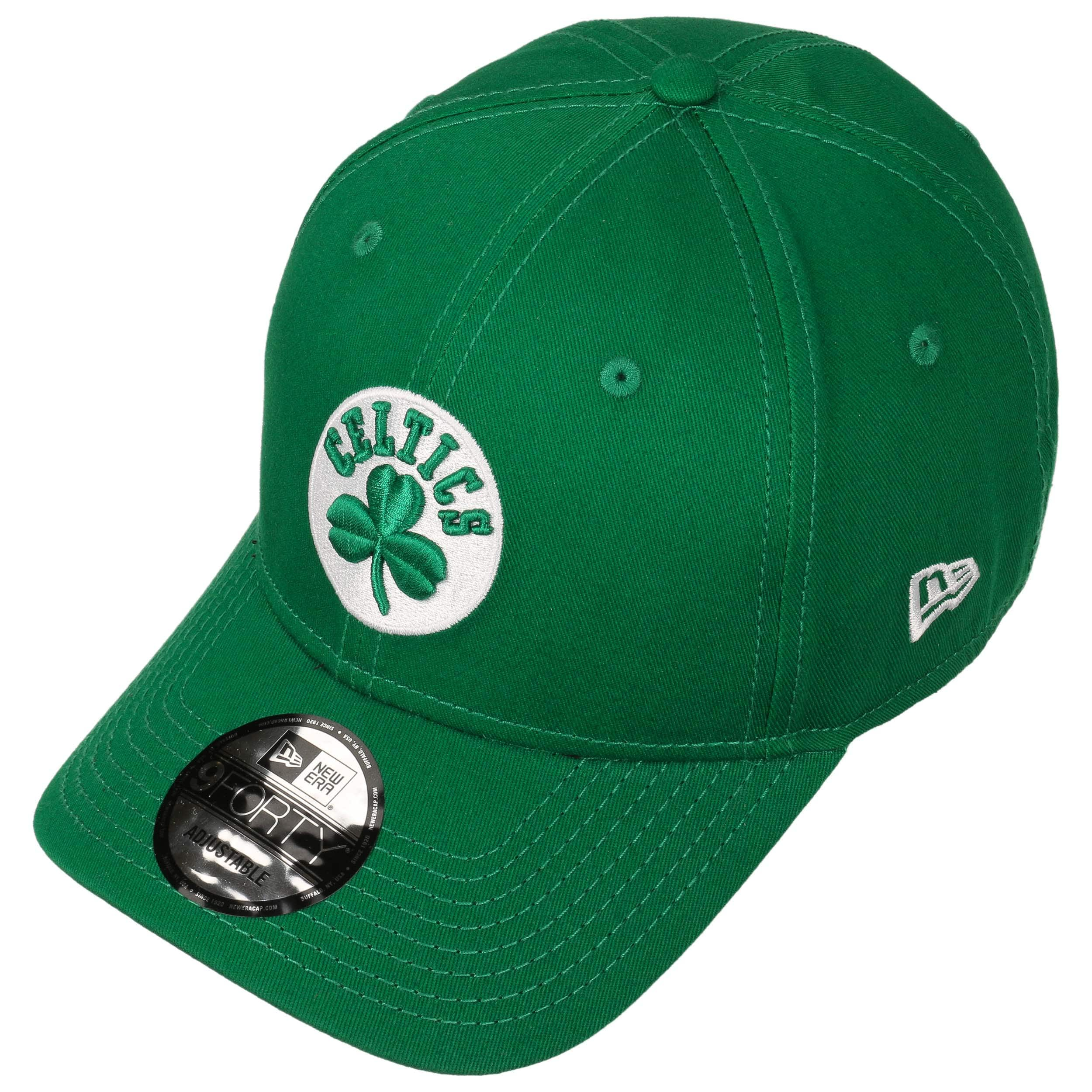 9forty boston celtics cap by new era gbp 20 95 hats caps beanies shop online. Black Bedroom Furniture Sets. Home Design Ideas