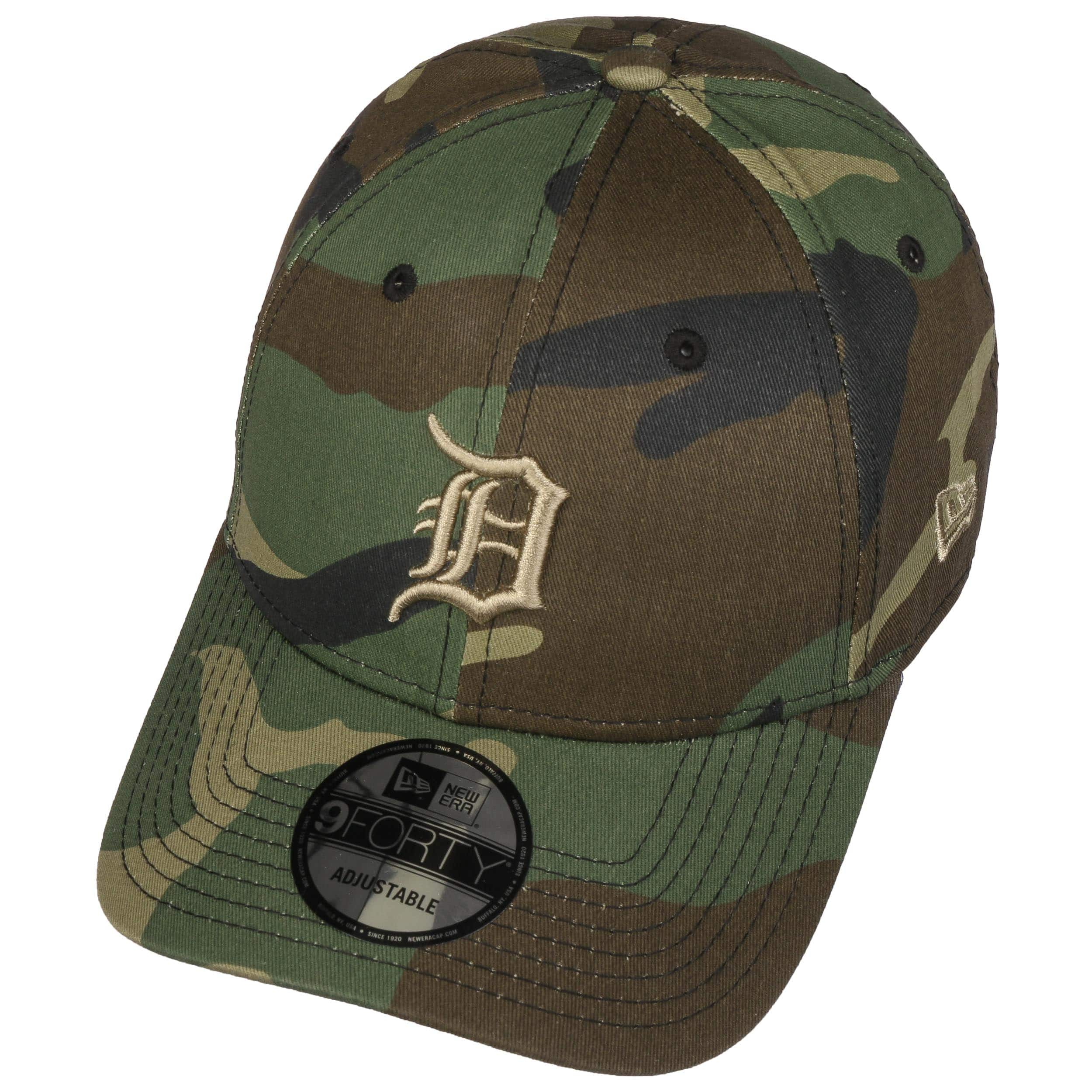 895ac15c 9Forty Camo Ess Tigers Cap by New Era - camouflage 1 ...