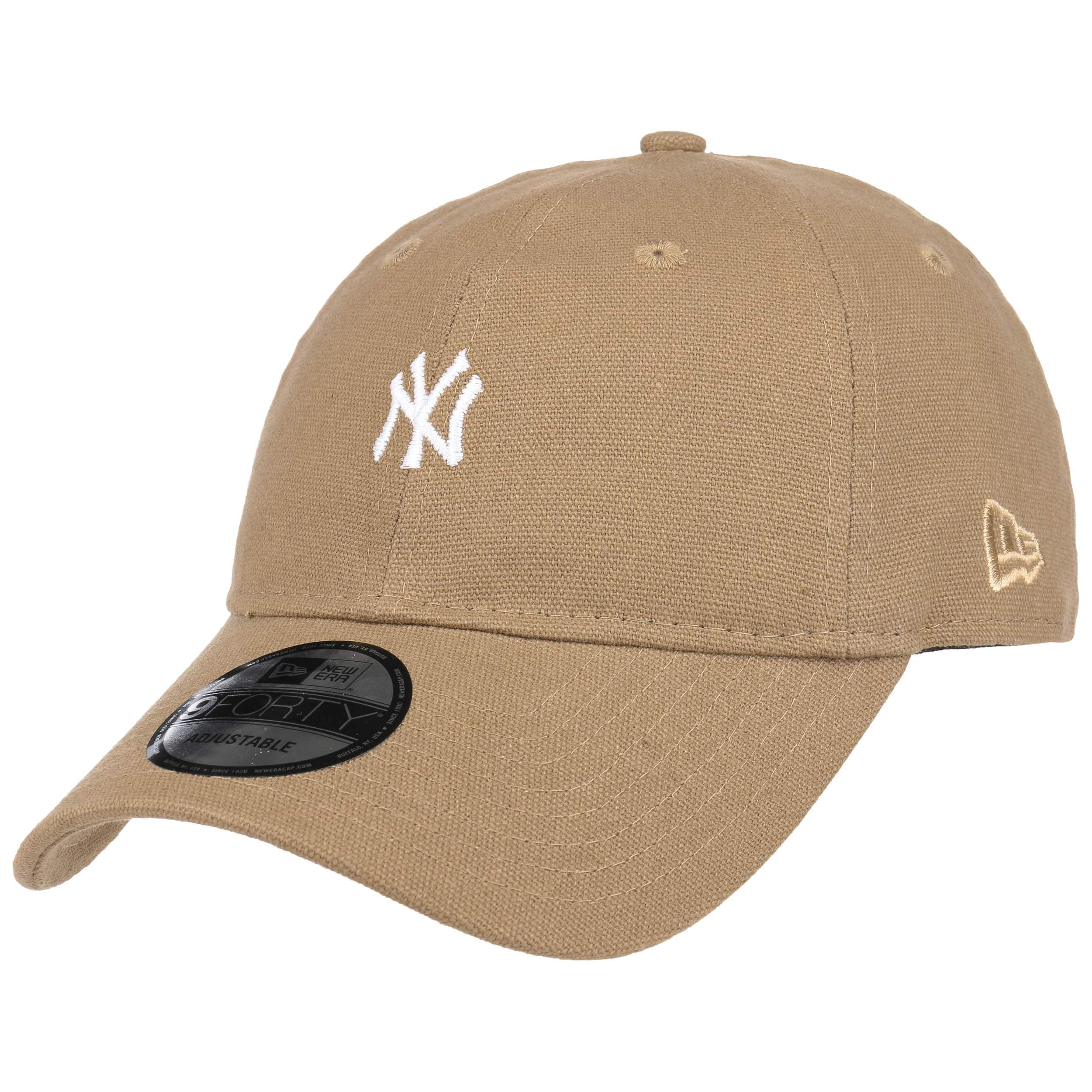 9Forty Canvas Yankees Cap. by New Era cb8a020213d