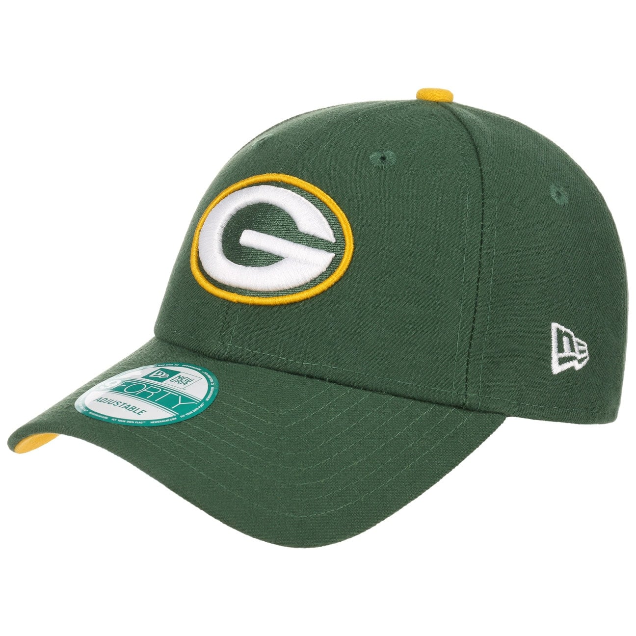 d29e62cdf ... 9Forty Green Bay Packers Cap by New Era - green 5