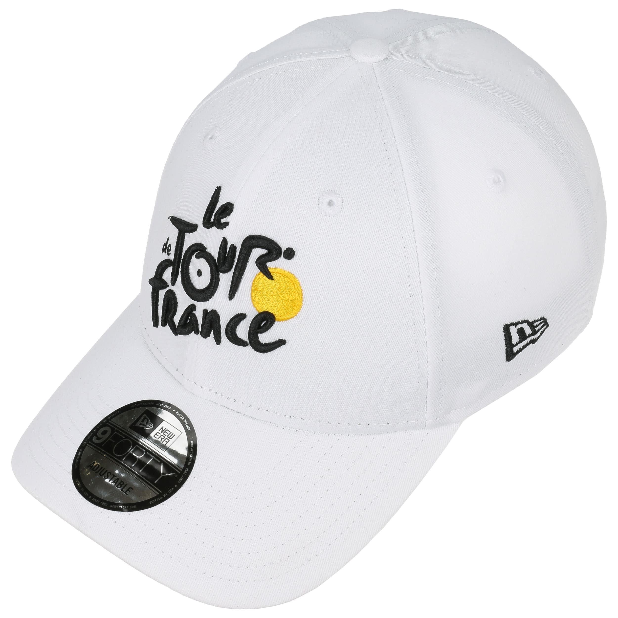 9Forty JP Tour de France Cap by New Era - white 1 ... ef14bc4a2ae3