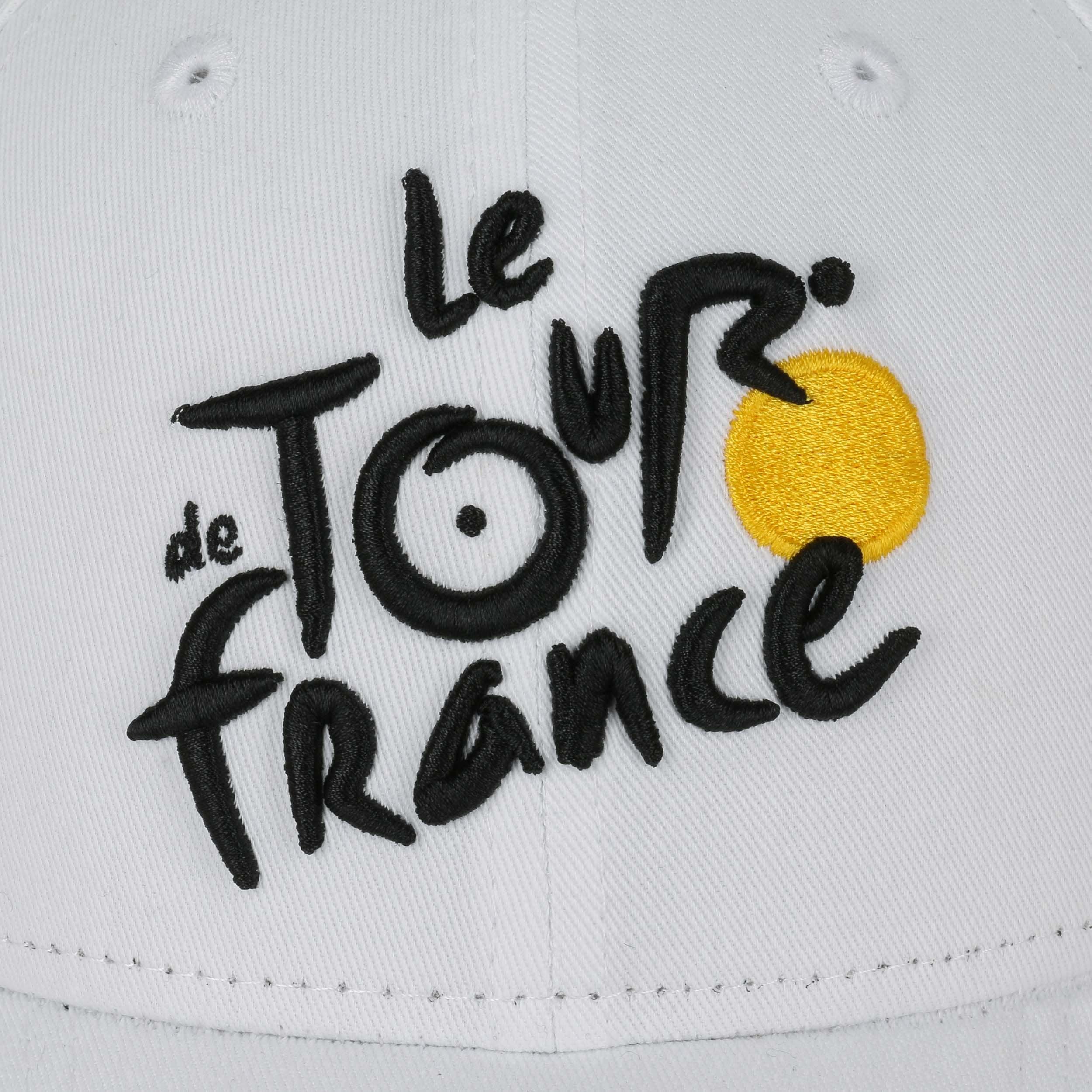 ... 9Forty JP Tour de France Cap by New Era - white 4 ... 92404d07955e
