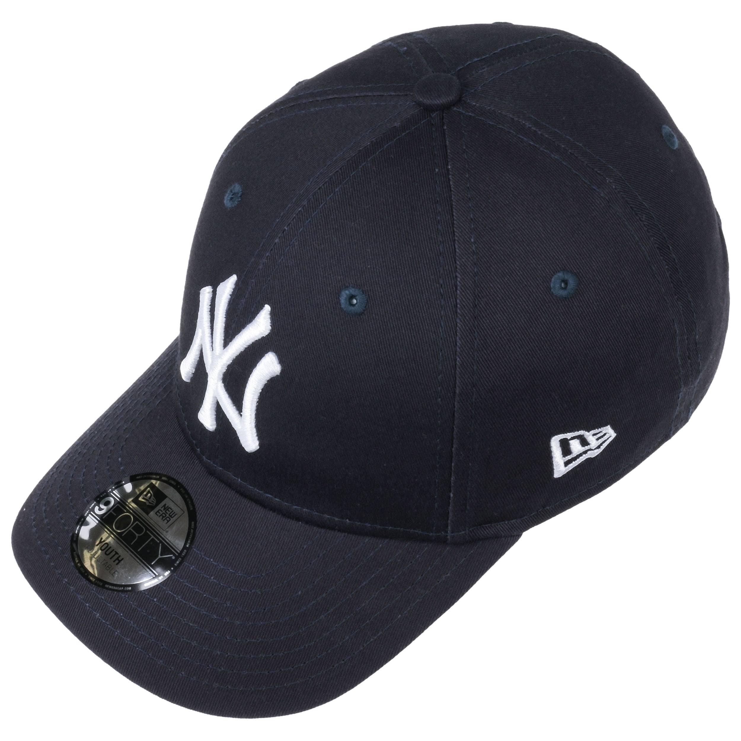 78d773fab6b ... 9Forty JUNIOR NY Yankees Cap by New Era - blue 1 ...