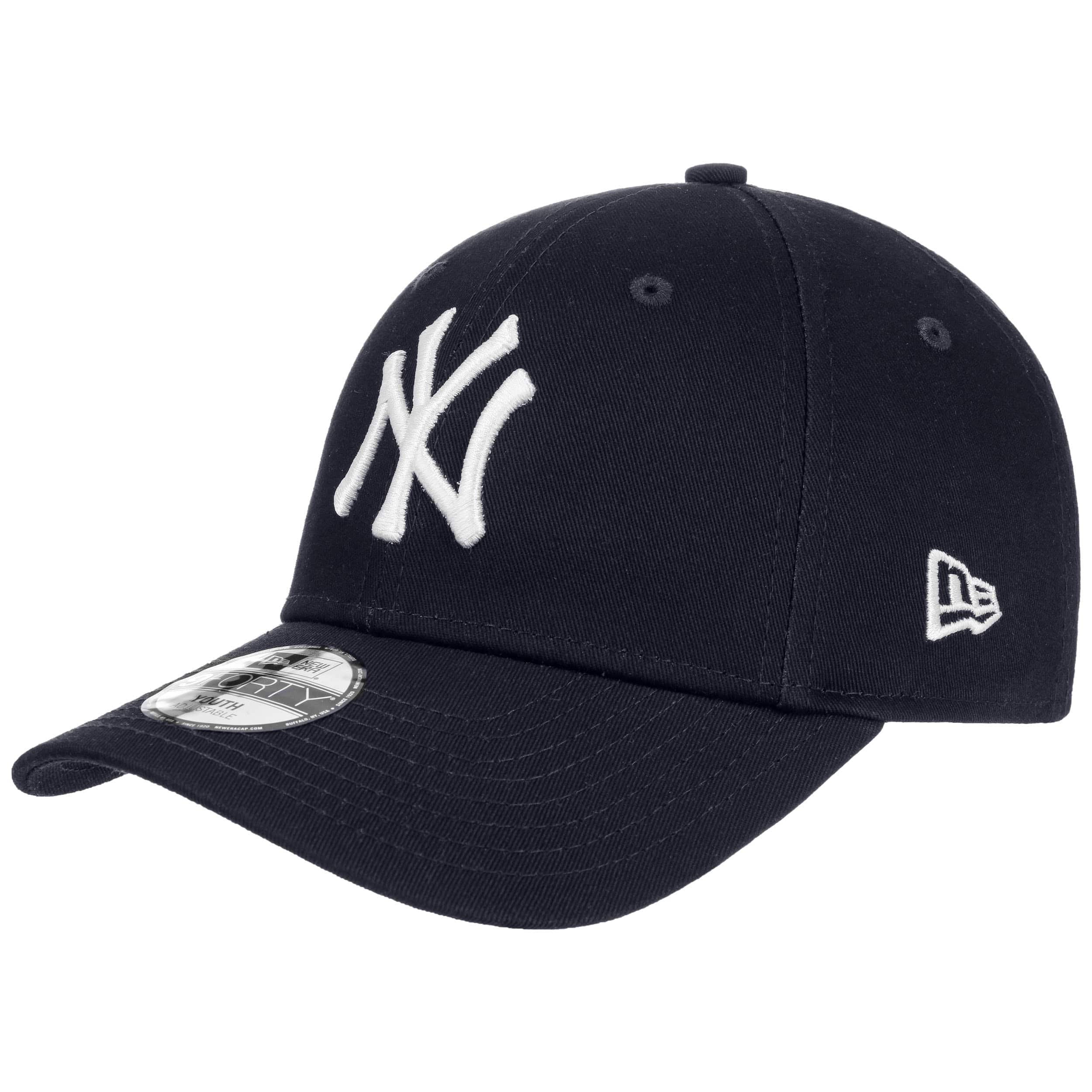 NY Yankees graphite New Era 9Fifty Snapback Kinder Cap C