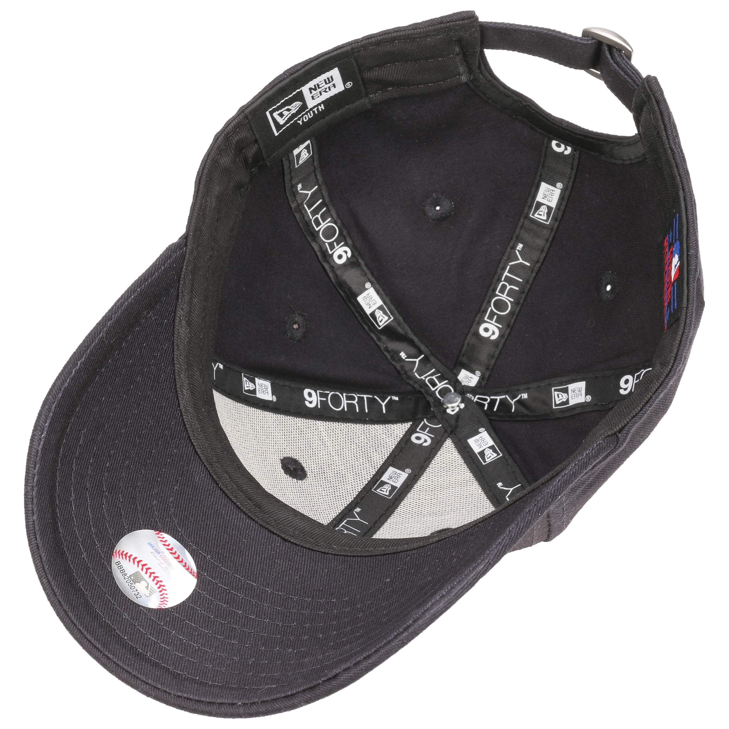b5609de14e6 ... 9Forty JUNIOR NY Yankees Cap by New Era - navy 2 ...