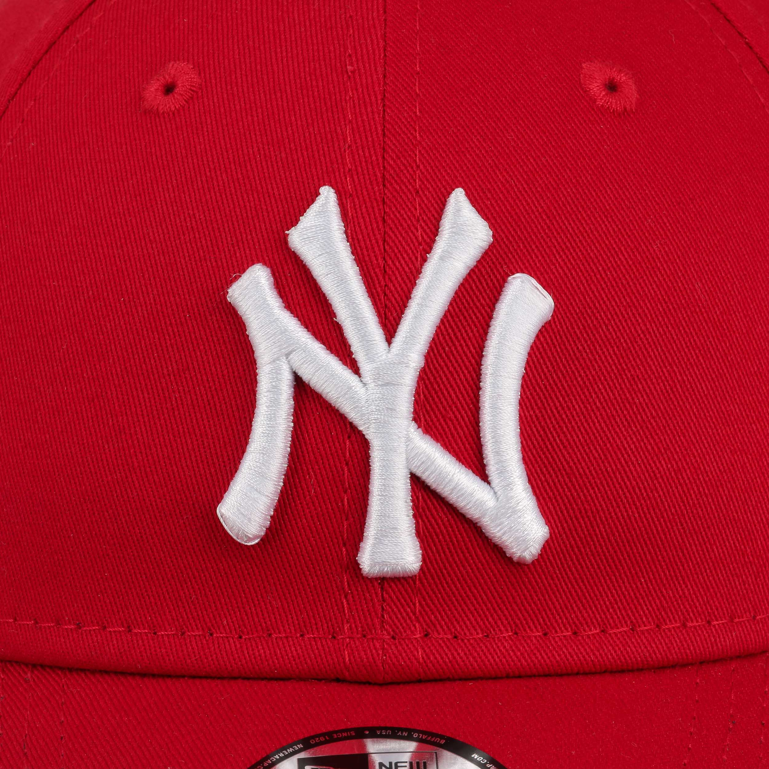... 9Forty JUNIOR NY Yankees Cap by New Era - red 4 ... 2ec1dd6f53d
