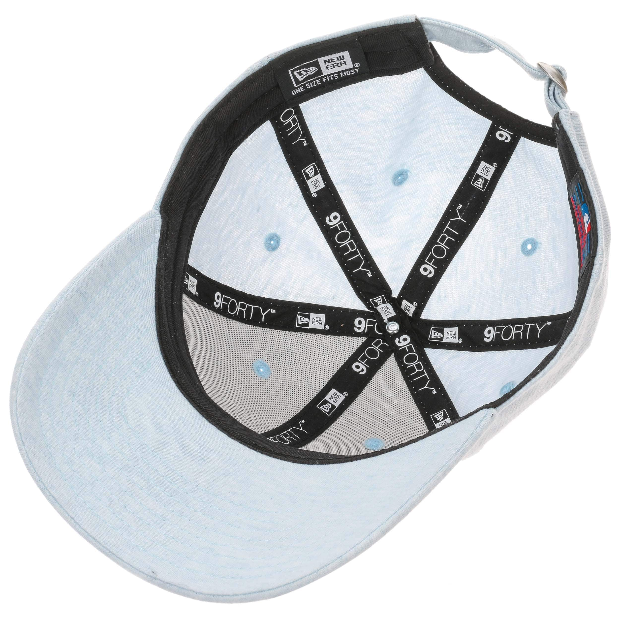 9acbde4e65a ... 9Forty Jersey Brights Yankees Cap by New Era - light blue 2 ...