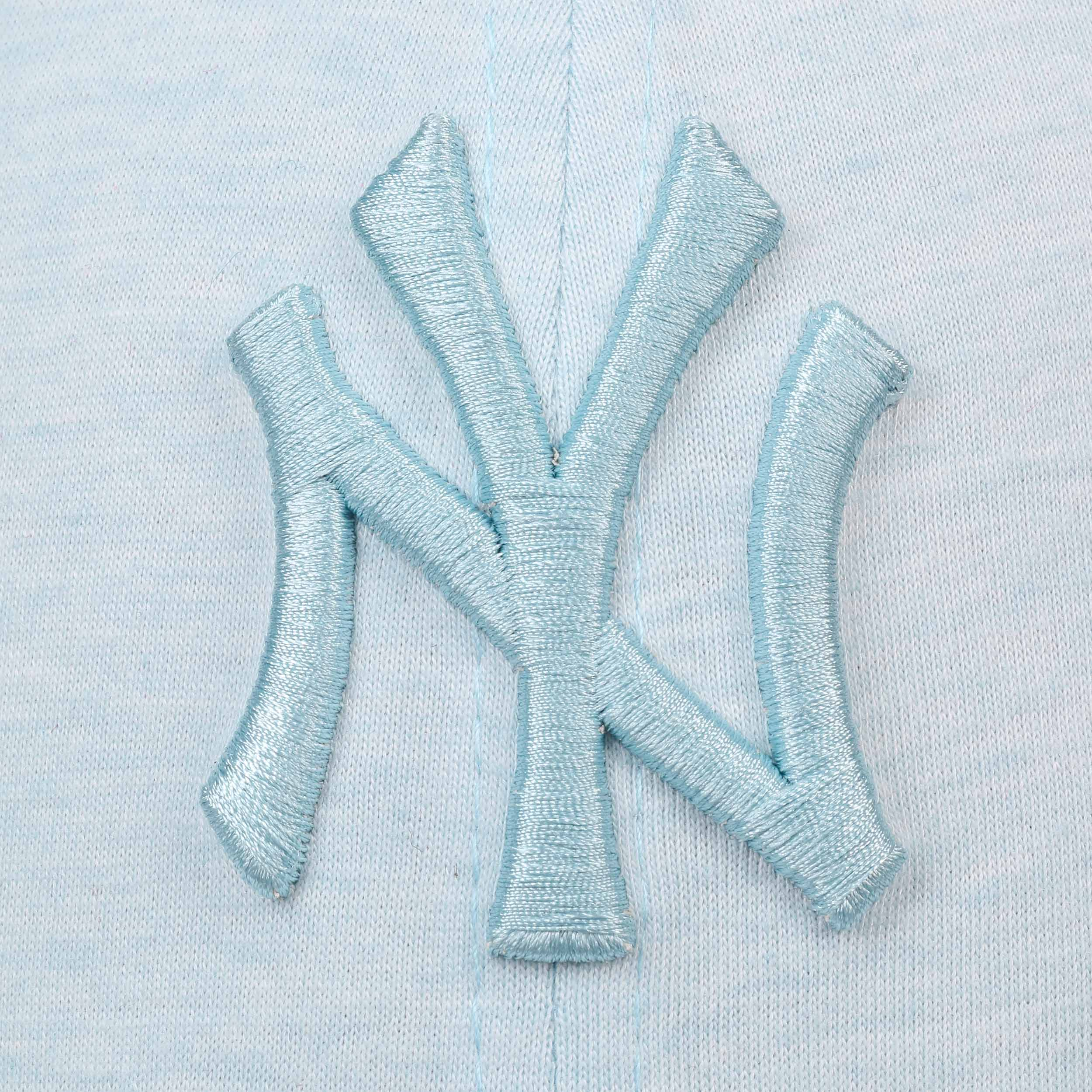 93159bcdefb ... 9Forty Jersey Brights Yankees Cap by New Era - light blue 4 ...