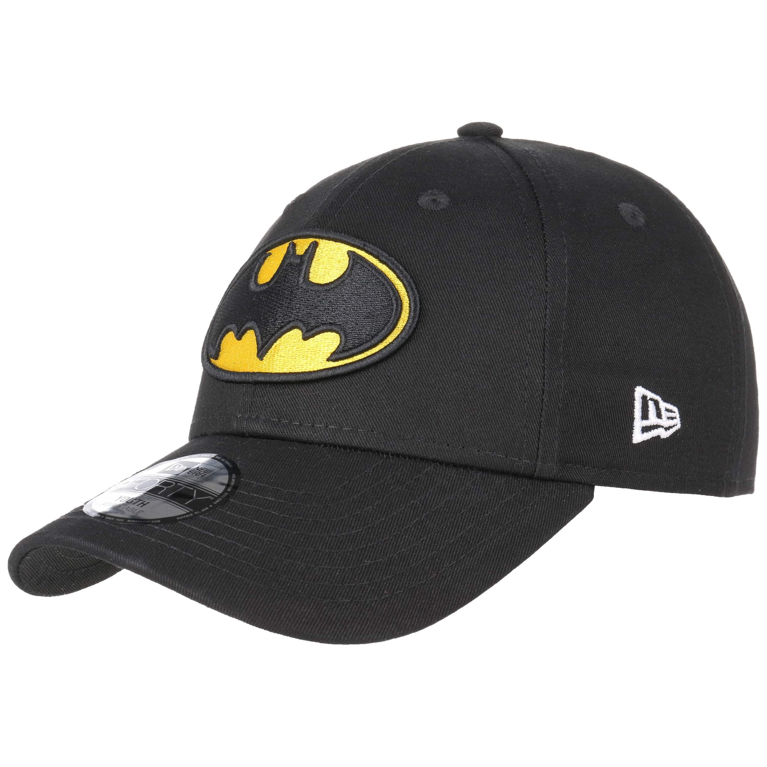 big sale 6cd1e d60da 88 batman youth 39thirty hat 6ac83 04d4d  discount 9forty kids ess batman  cap by new era 6 1cc34 14515