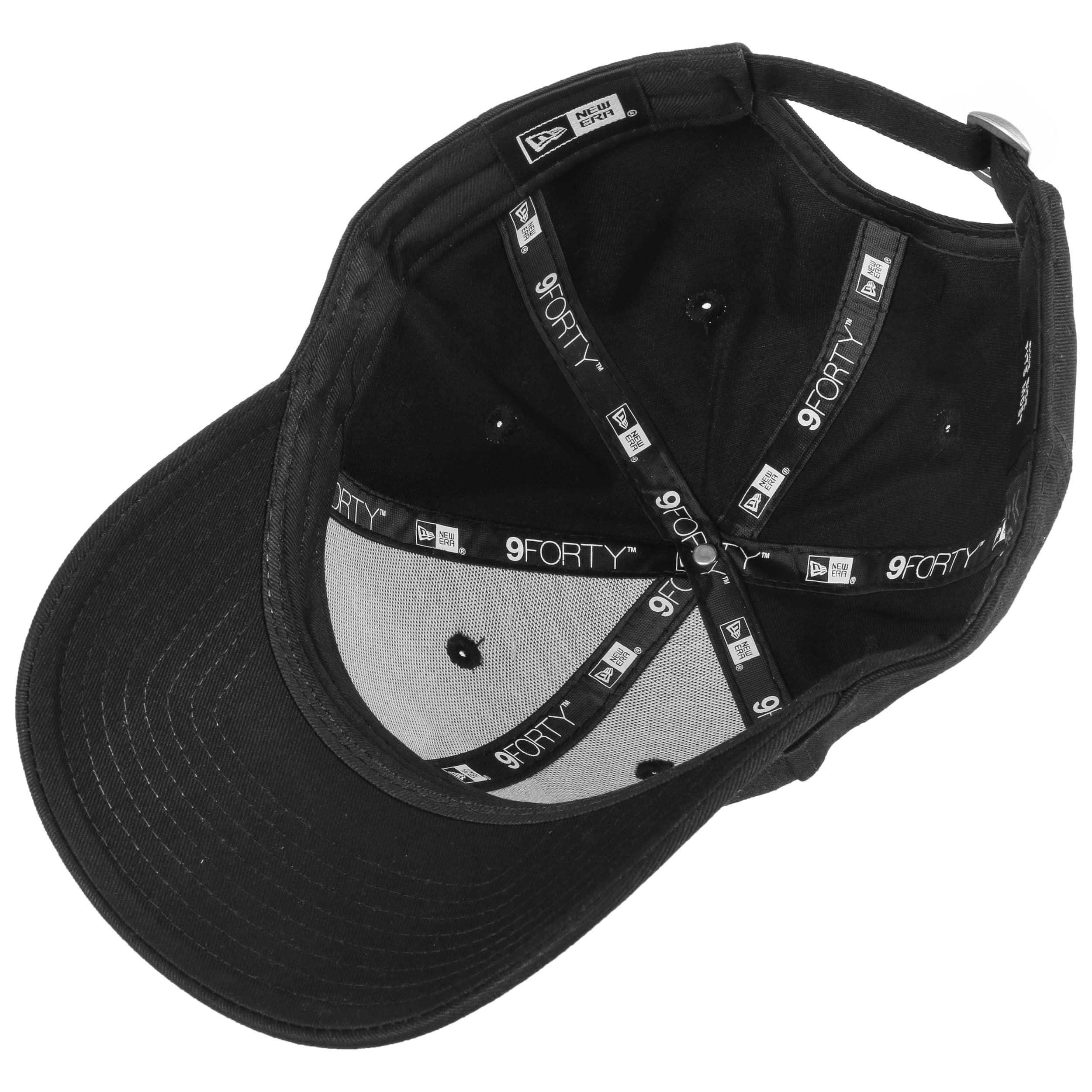 ... 9Forty League Basic Yankees Cap by New Era - black 2 ... 44c6223abcf