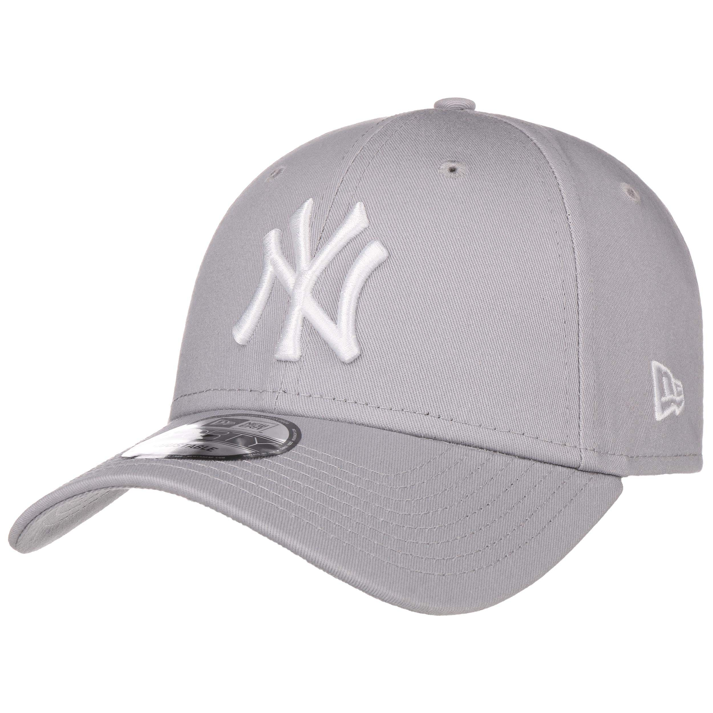 d9c6b8ce1b7cb ... 9Forty League Basic Yankees Cap by New Era - red 6 ...